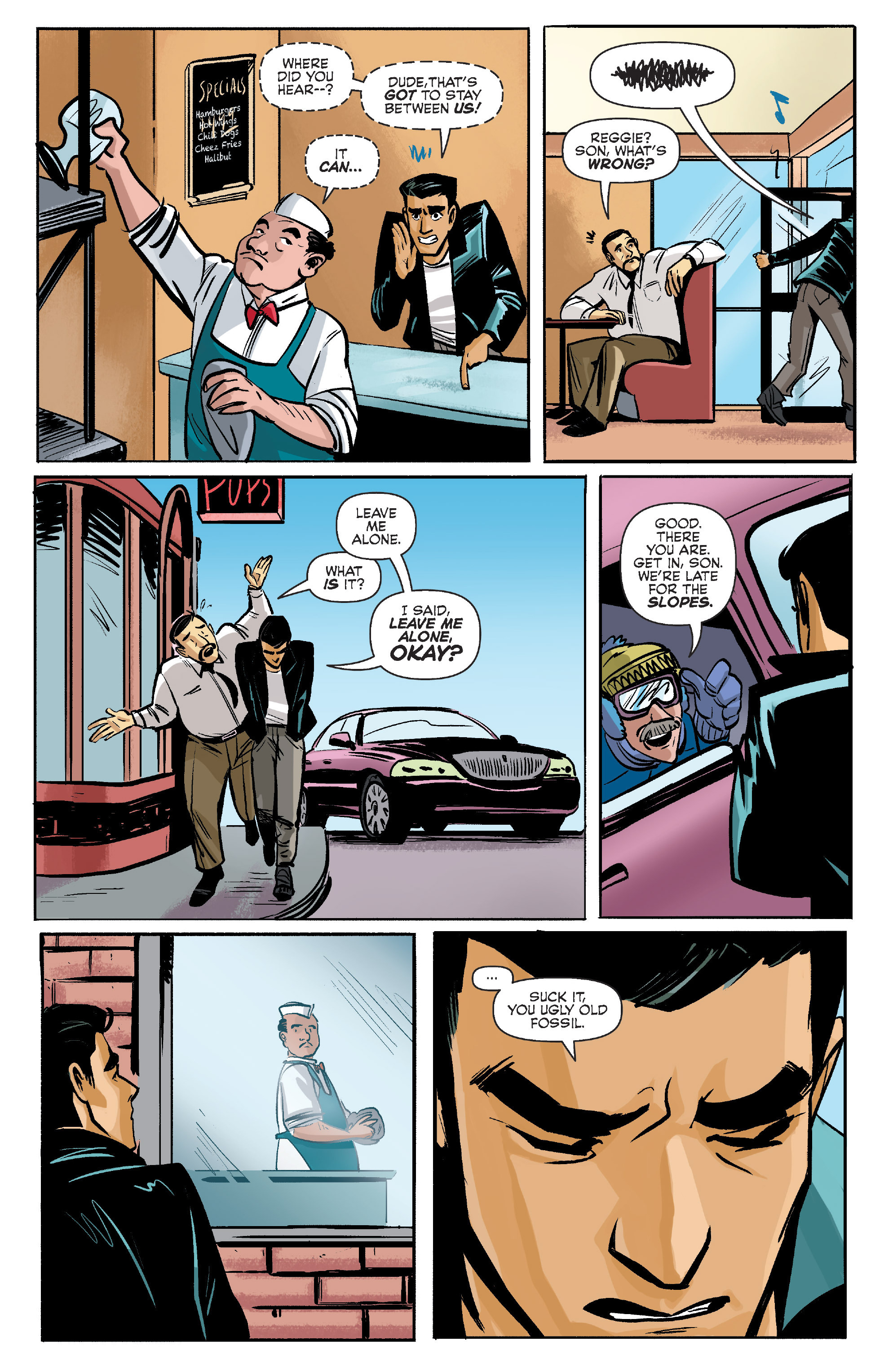Read online Archie (2015) comic -  Issue #7 - 22