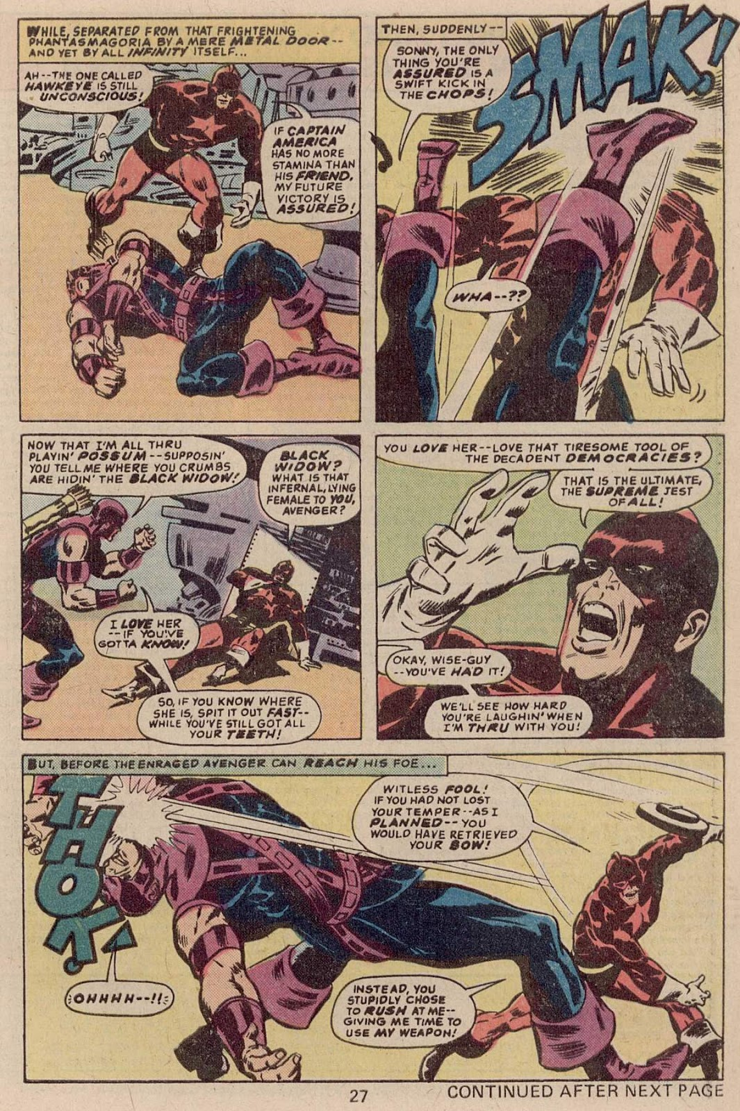 Marvel Triple Action (1972) issue 35 - Page 29