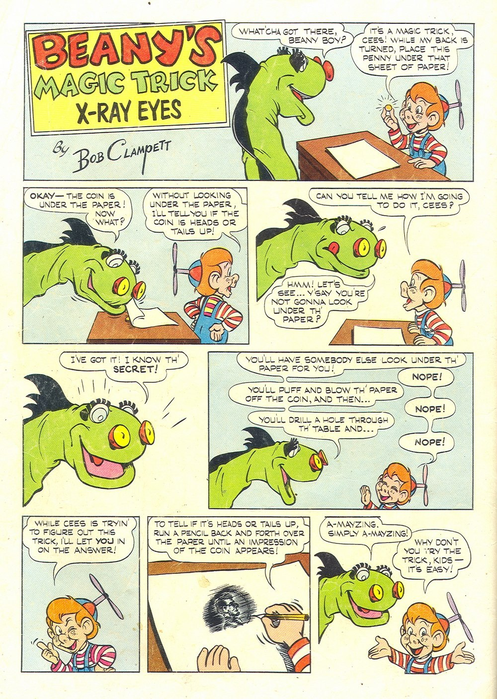 Four Color Comics issue 635 - Page 36