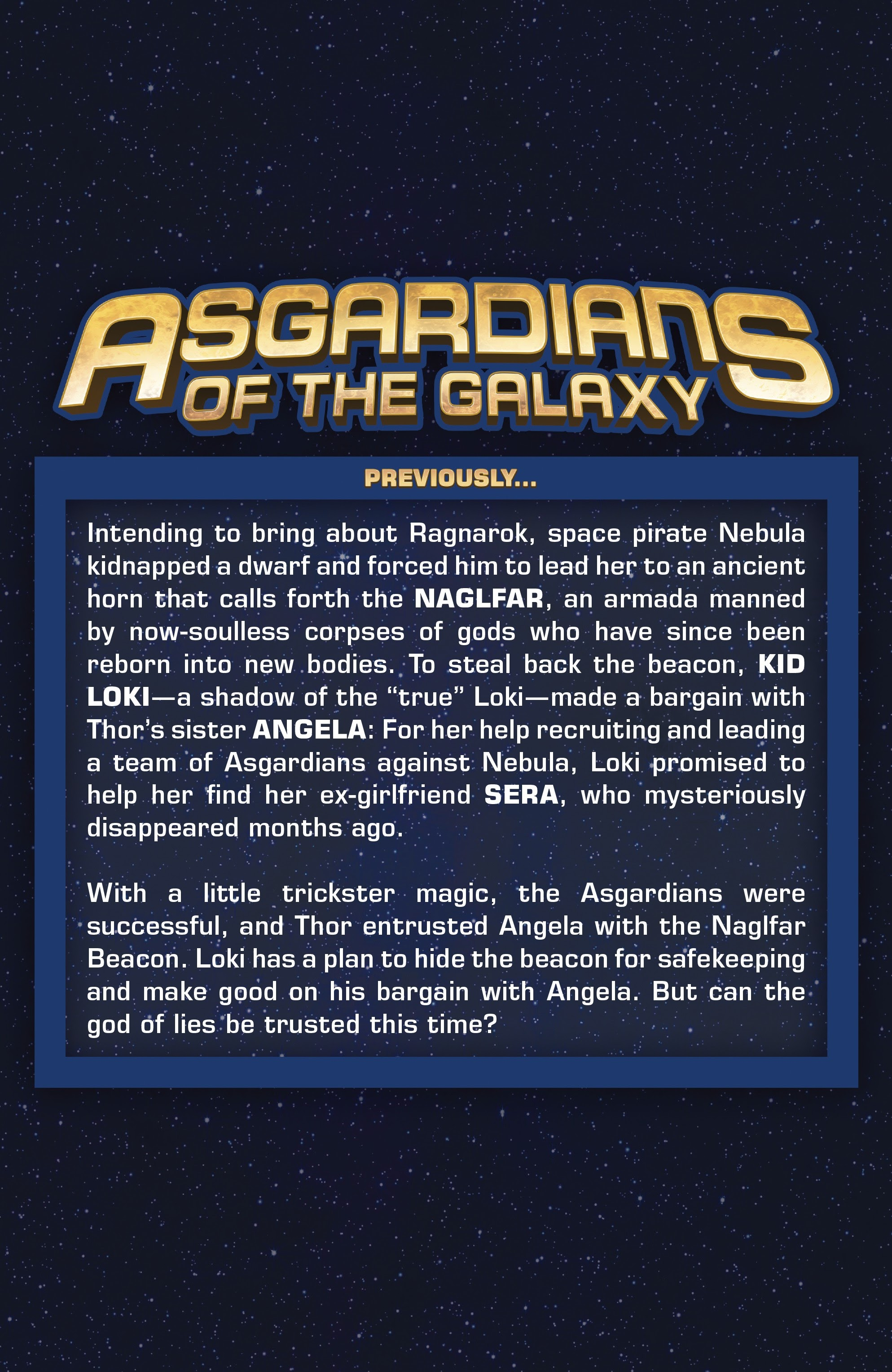 Asgardians of the Galaxy 6 Page 2