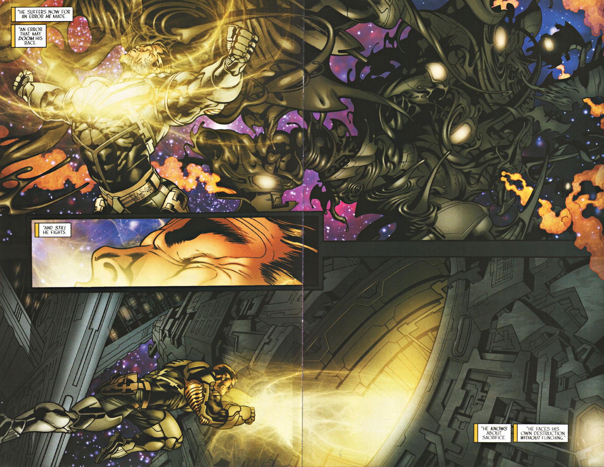 Read online Sigil (2000) comic -  Issue #40 - 18