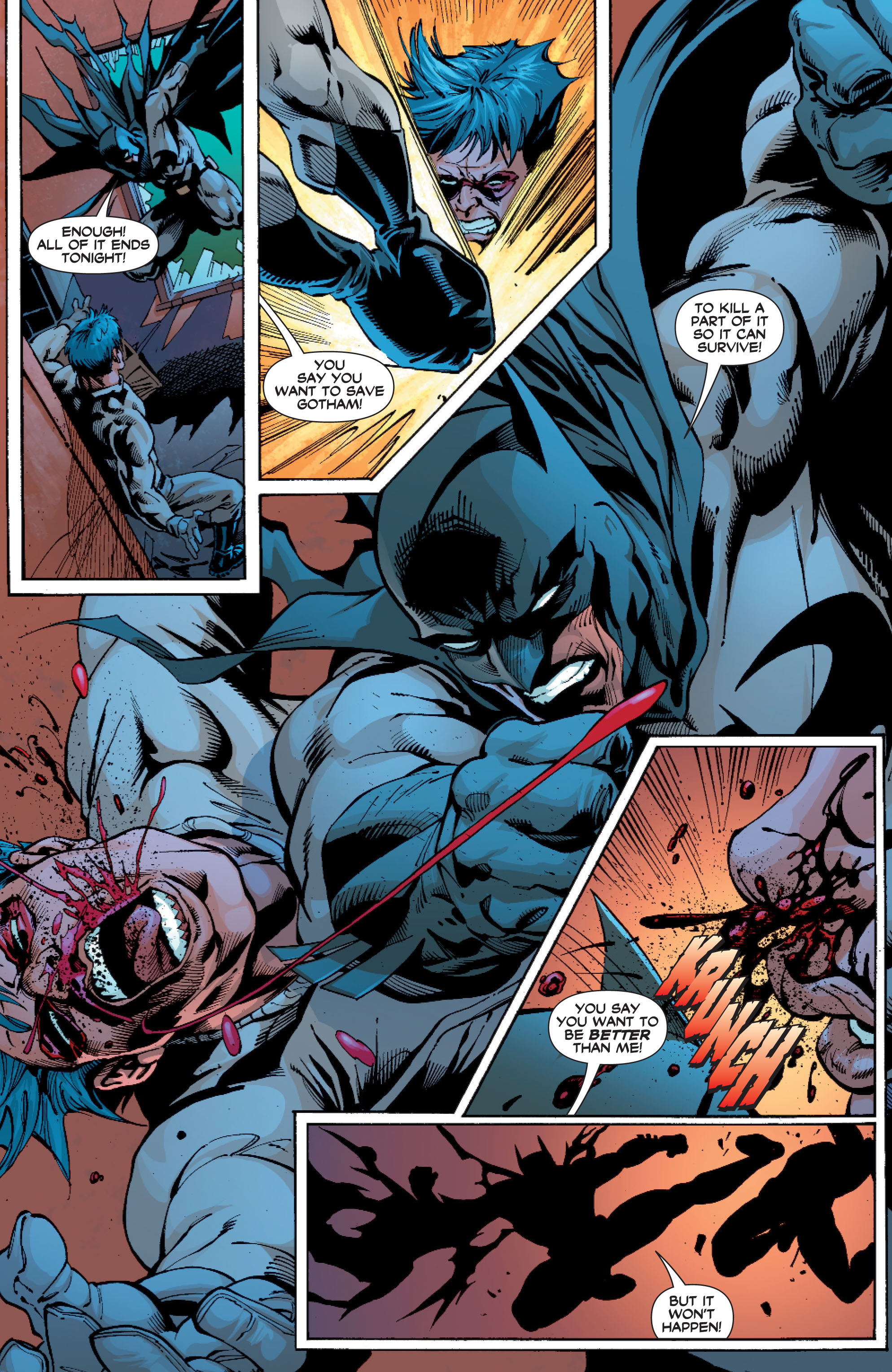 Read online Batman: Under The Red Hood comic -  Issue # Full - 302