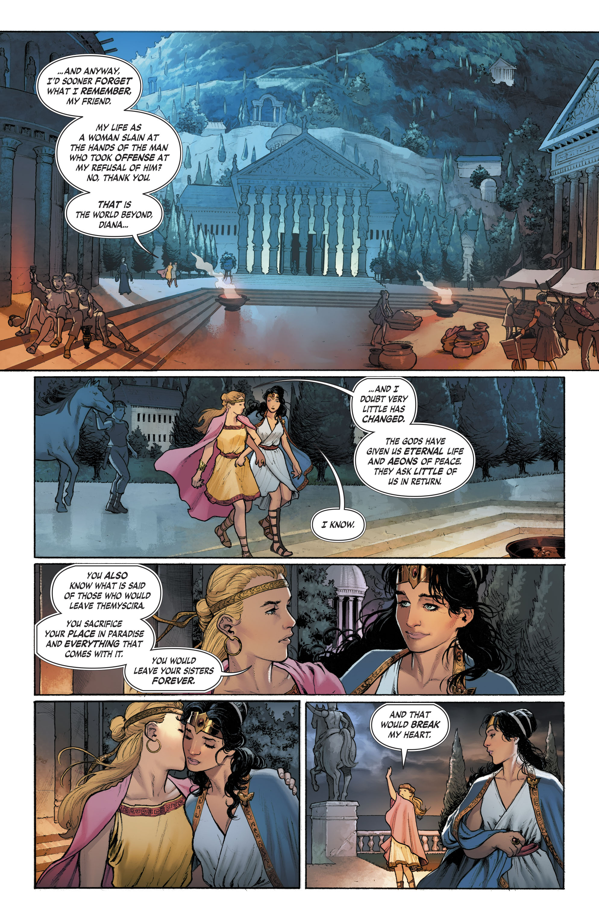 Read online Free Comic Book Day 2017 comic -  Issue # Wonder Woman - 5