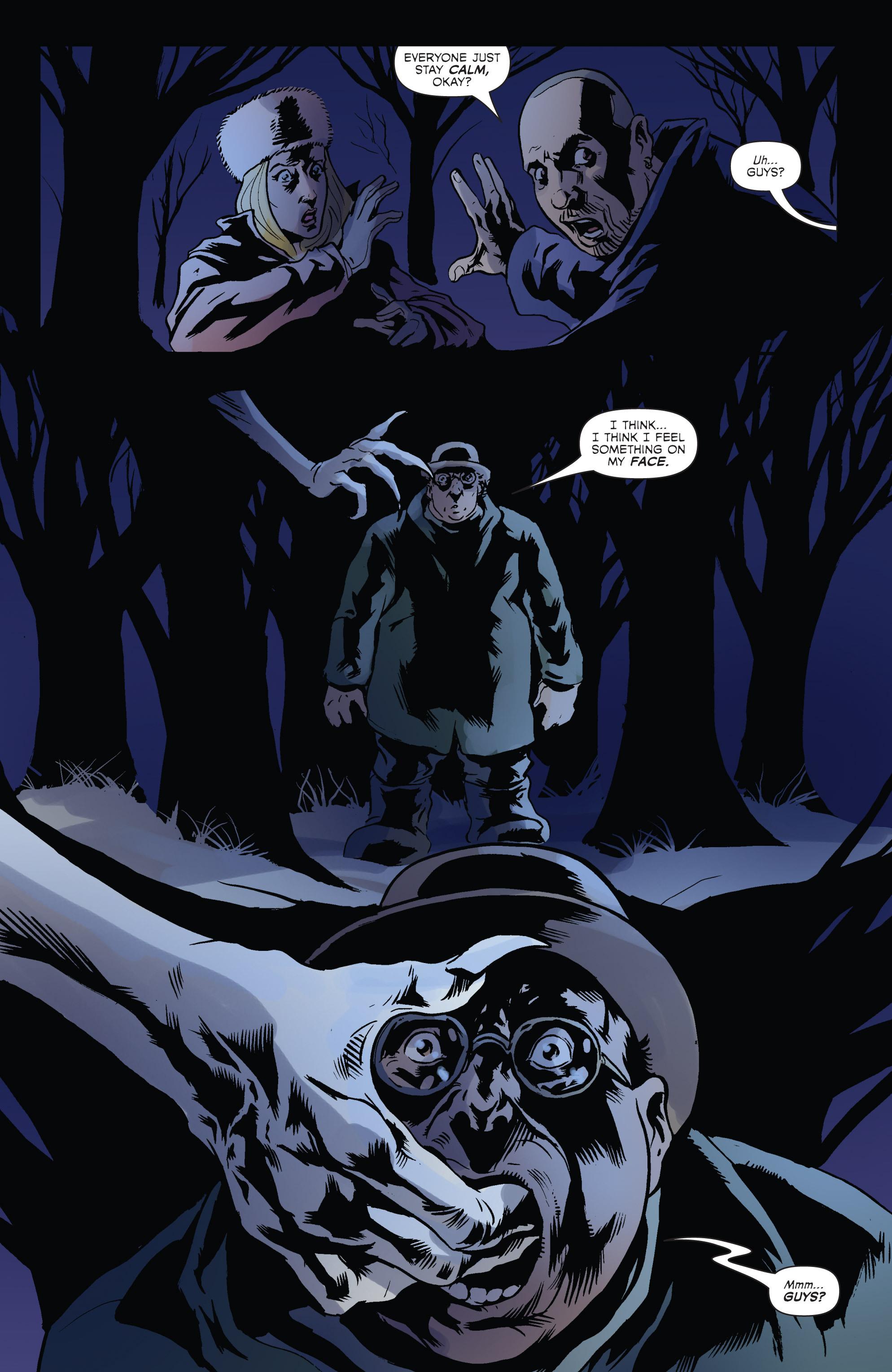 Read online Hoax Hunters (2012) comic -  Issue # TPB 2 - 24