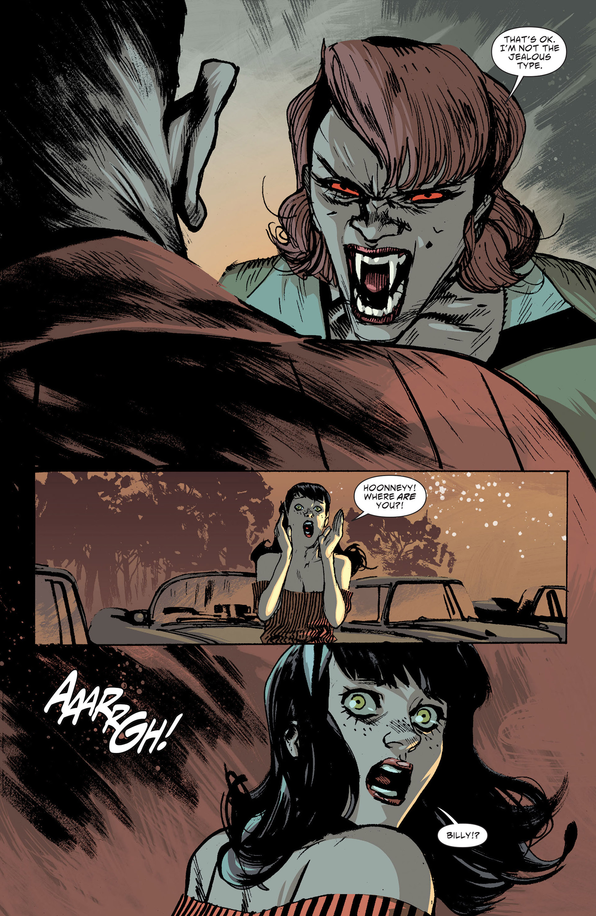 Read online American Vampire: The Long Road To Hell comic -  Issue # Full - 6