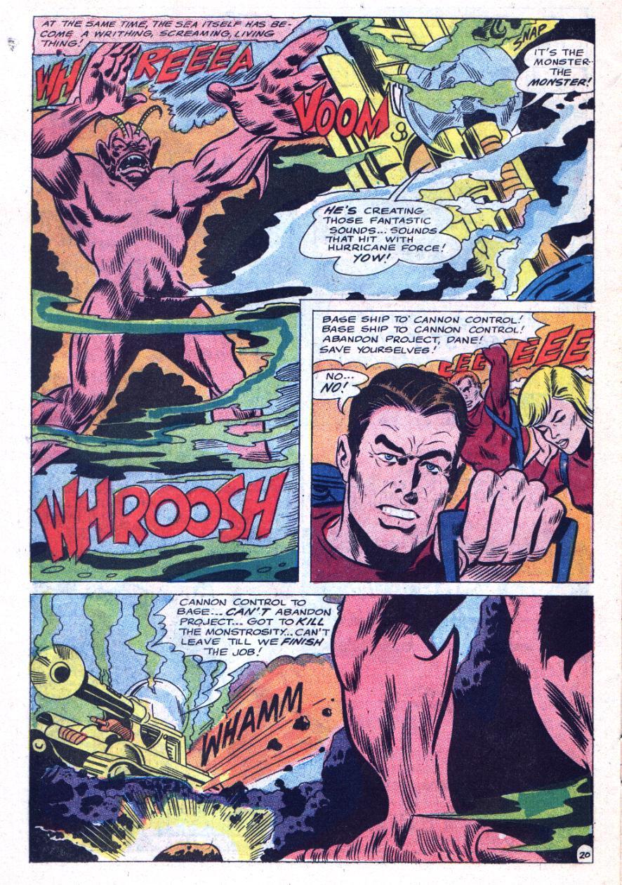 Read online Sea Devils comic -  Issue #31 - 27