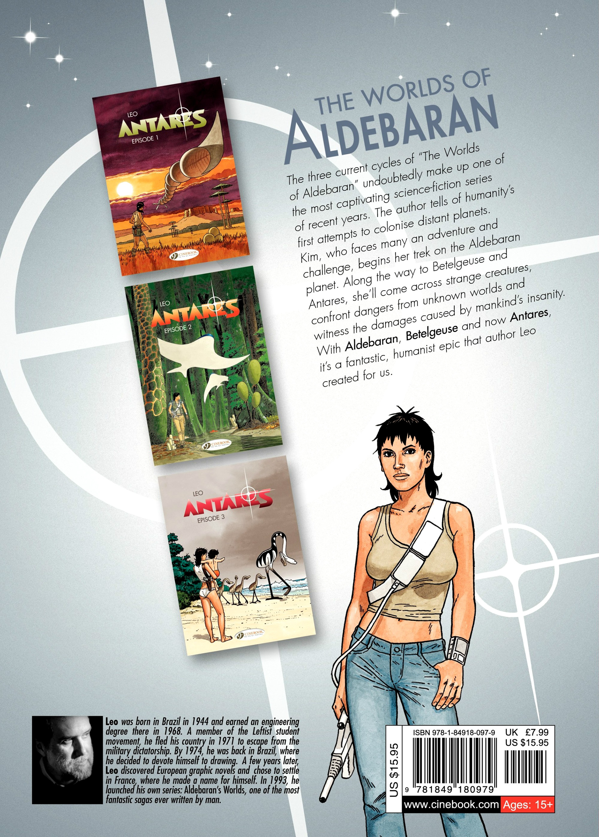 Read online Antares comic -  Issue #1 - 66