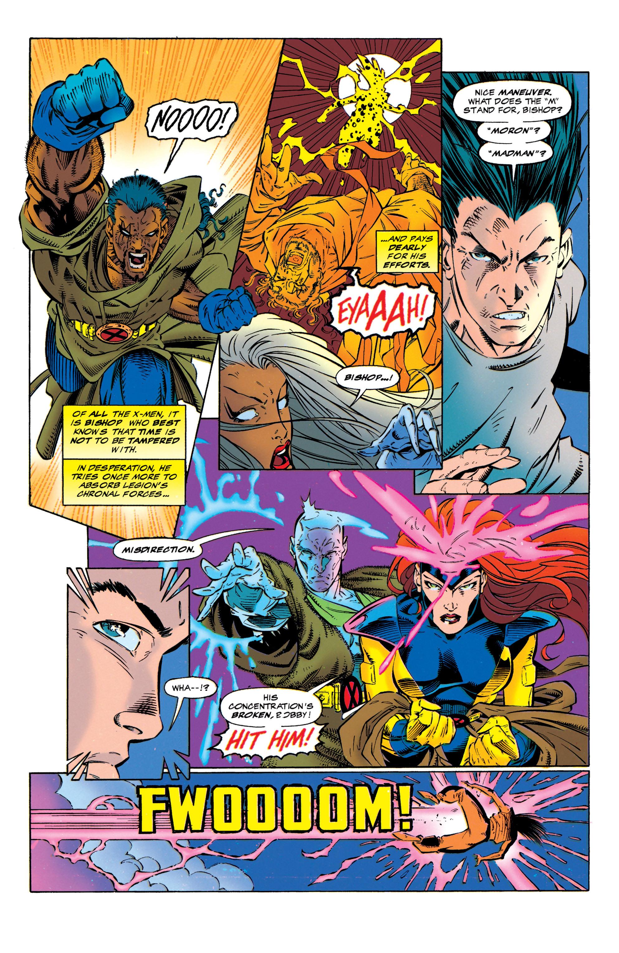 Read online Uncanny X-Men (1963) comic -  Issue #320 - 14