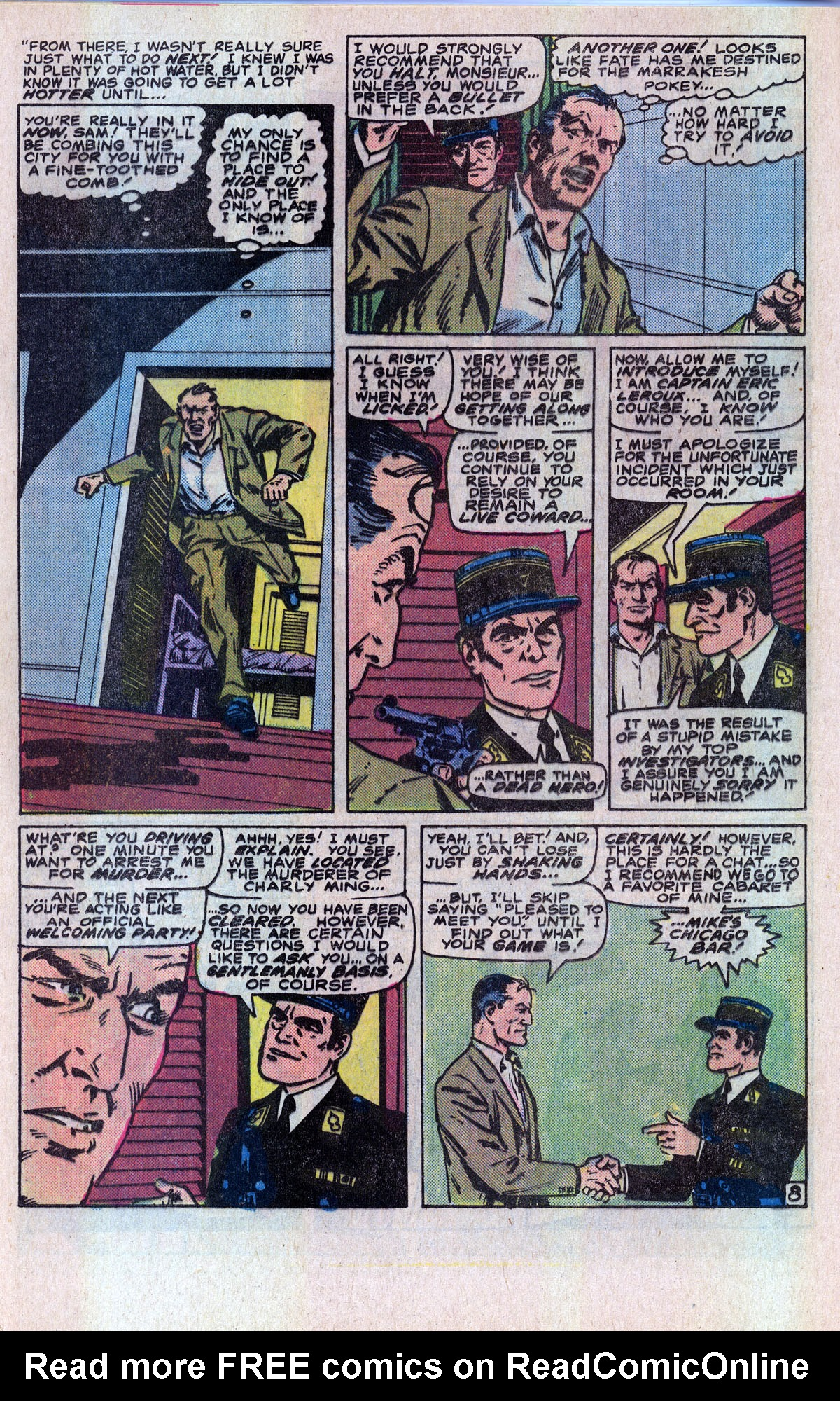 Read online Sgt. Fury comic -  Issue #166 - 12