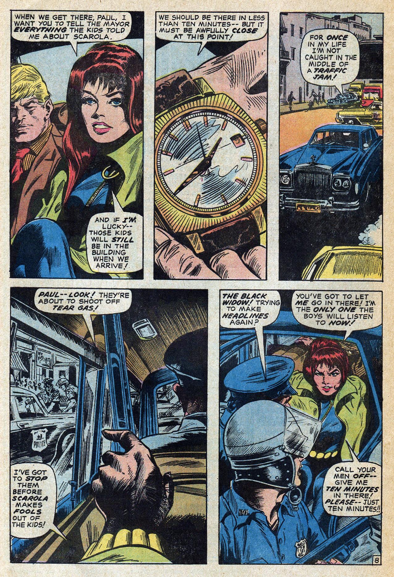Read online Amazing Adventures (1970) comic -  Issue #4 - 28