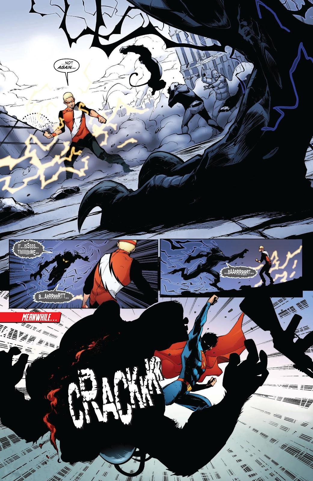 Read online Smallville Season 11 [II] comic -  Issue # TPB 3 - 35