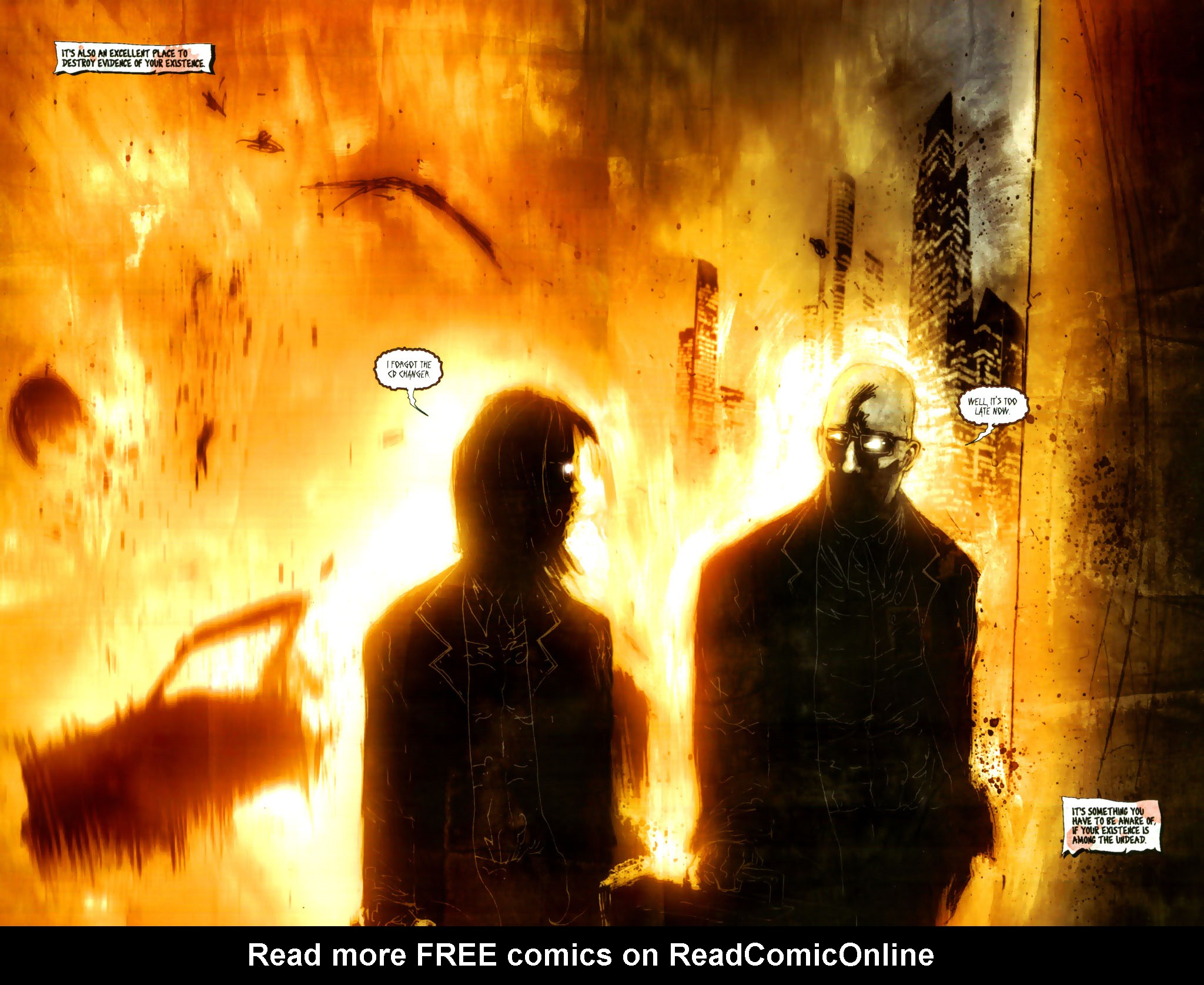 Read online 30 Days of Night: Return to Barrow comic -  Issue #3 - 3