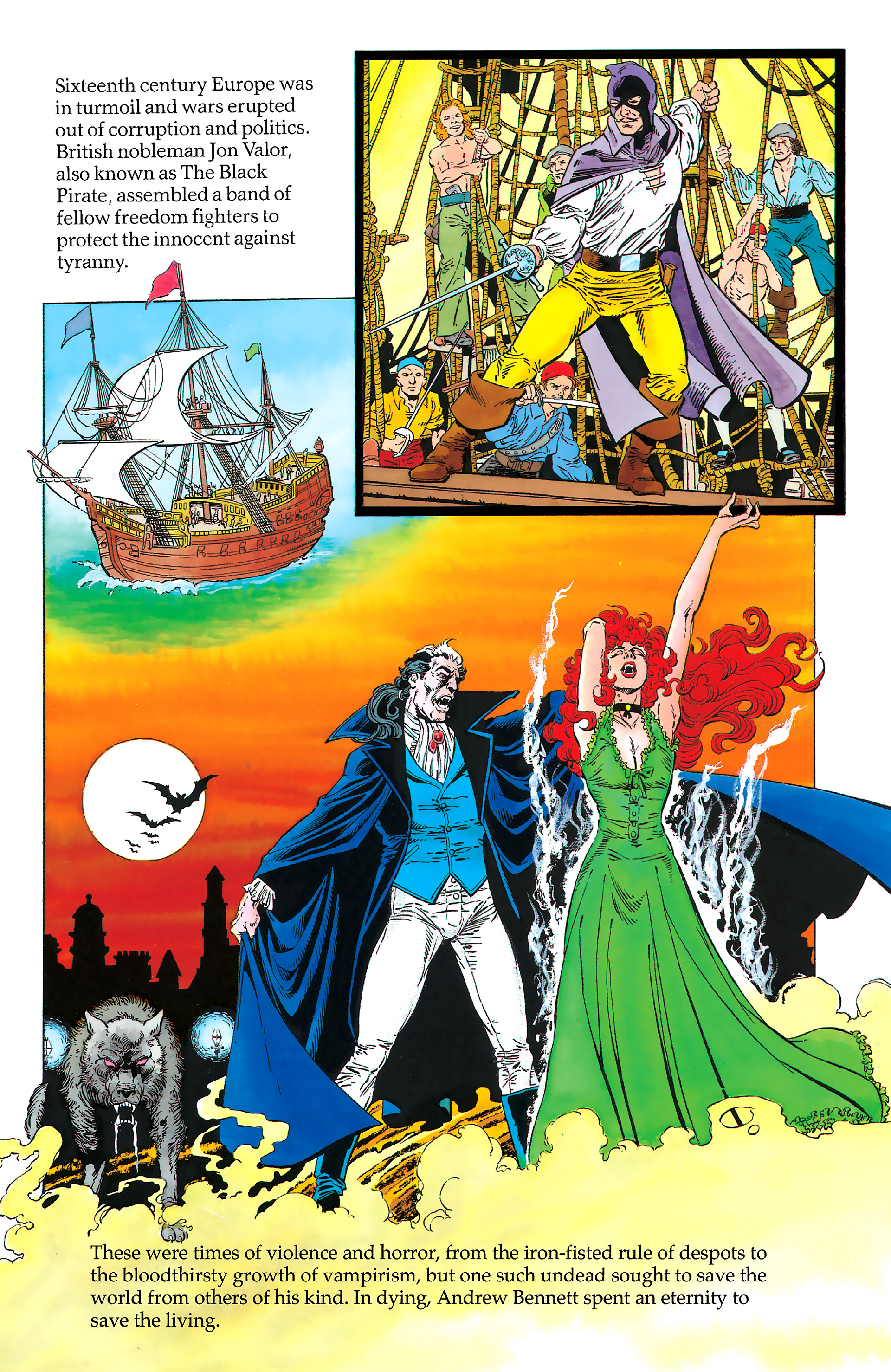 Read online History of the DC Universe comic -  Issue #1 - 24
