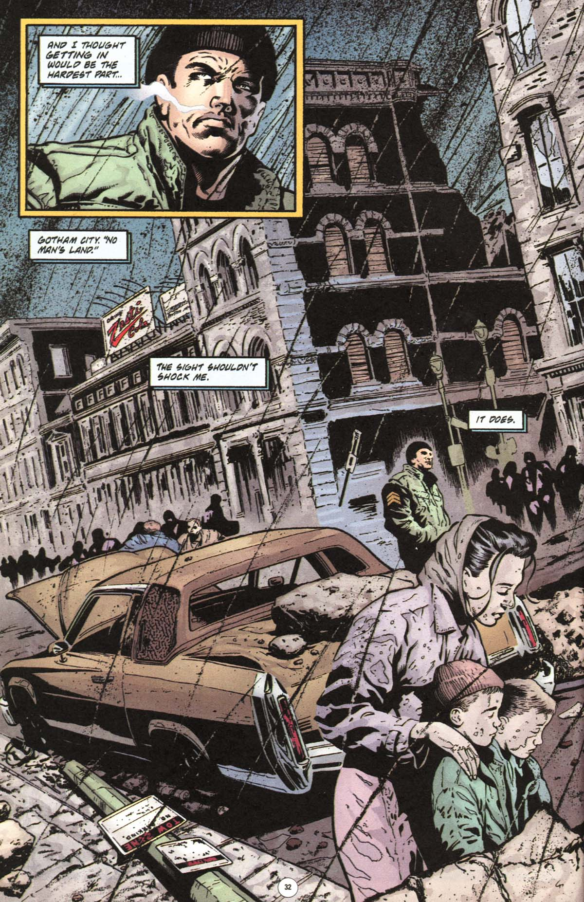 Read online Batman: No Man's Land comic -  Issue #0 - 28