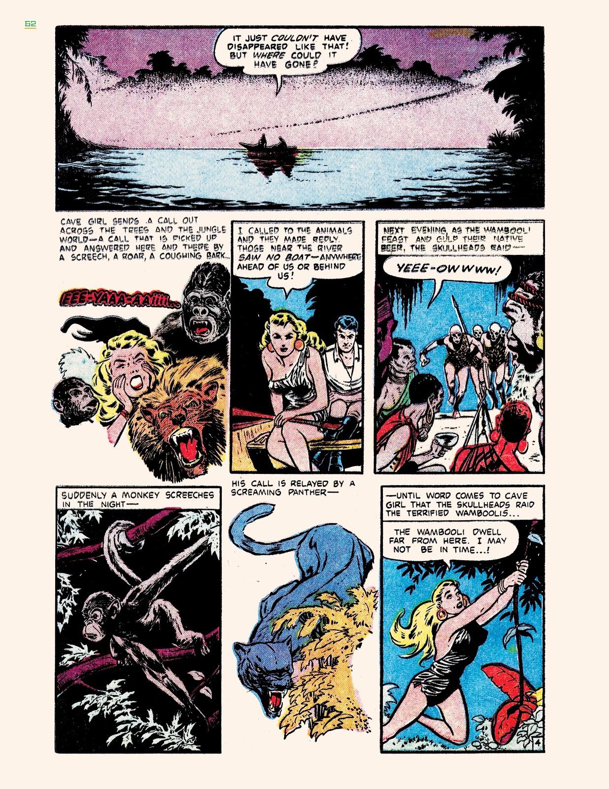 Read online Jungle Girls comic -  Issue # TPB (Part 1) - 62