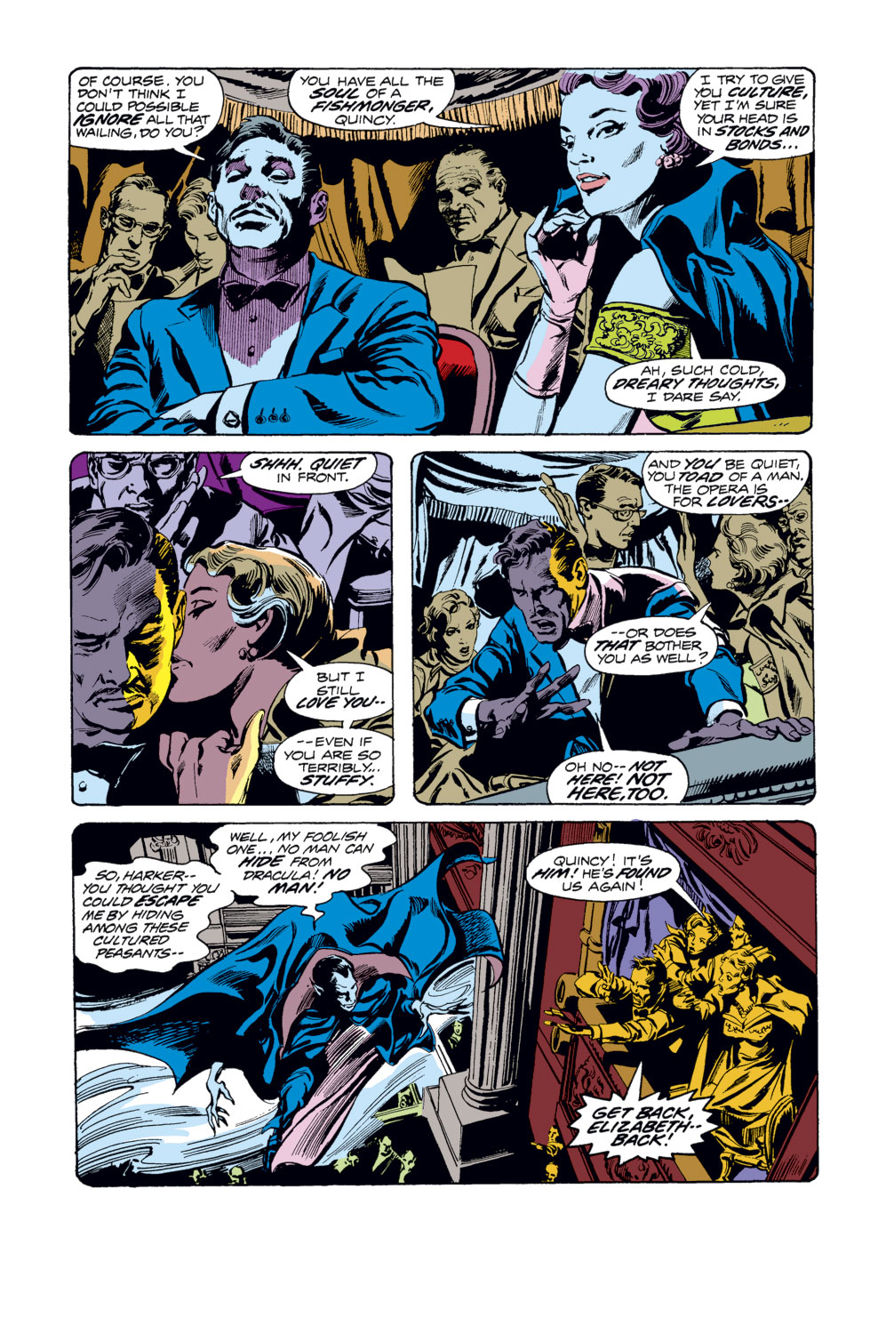 Tomb of Dracula (1972) issue 33 - Page 5