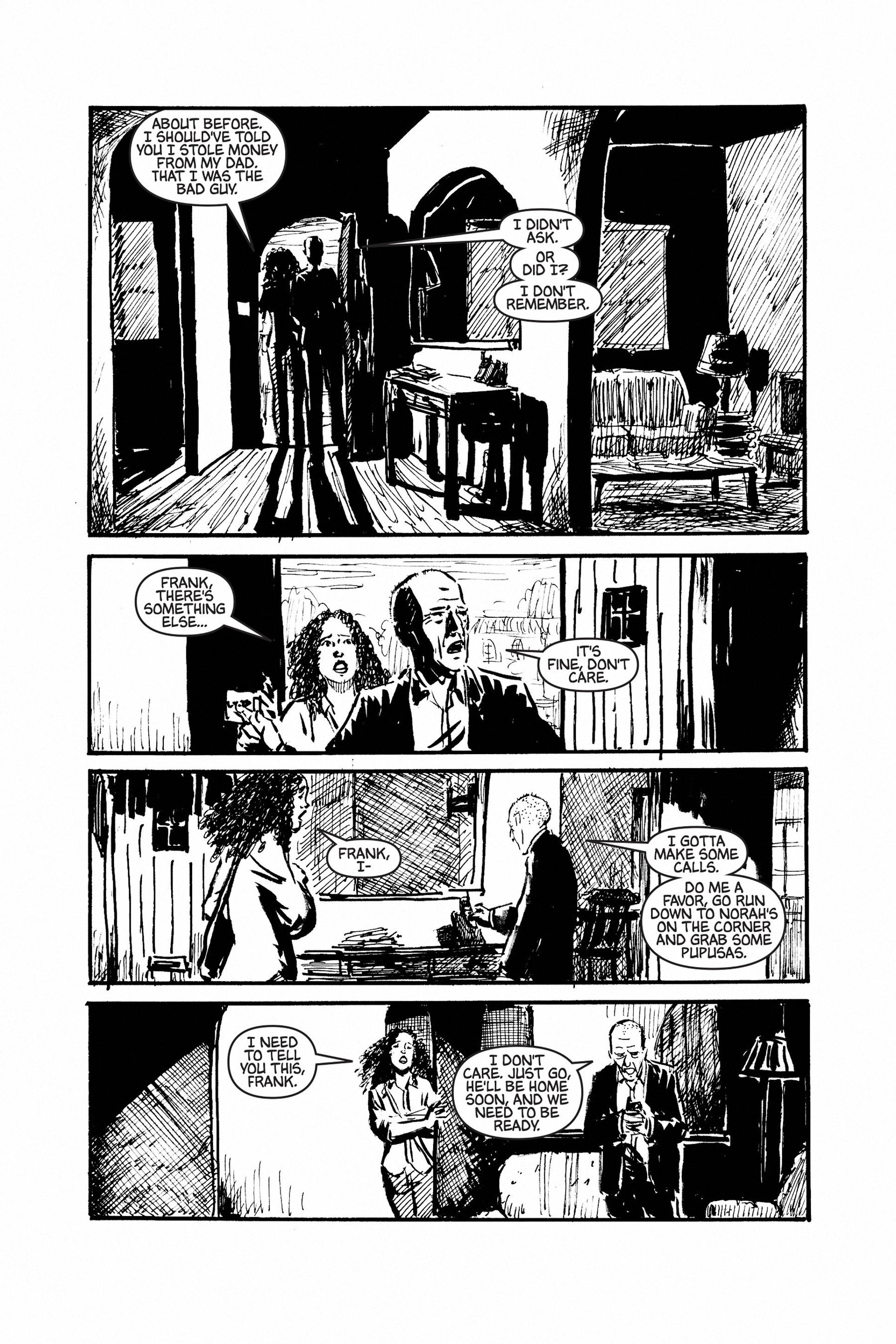 Read online Tumor comic -  Issue # TPB - 157