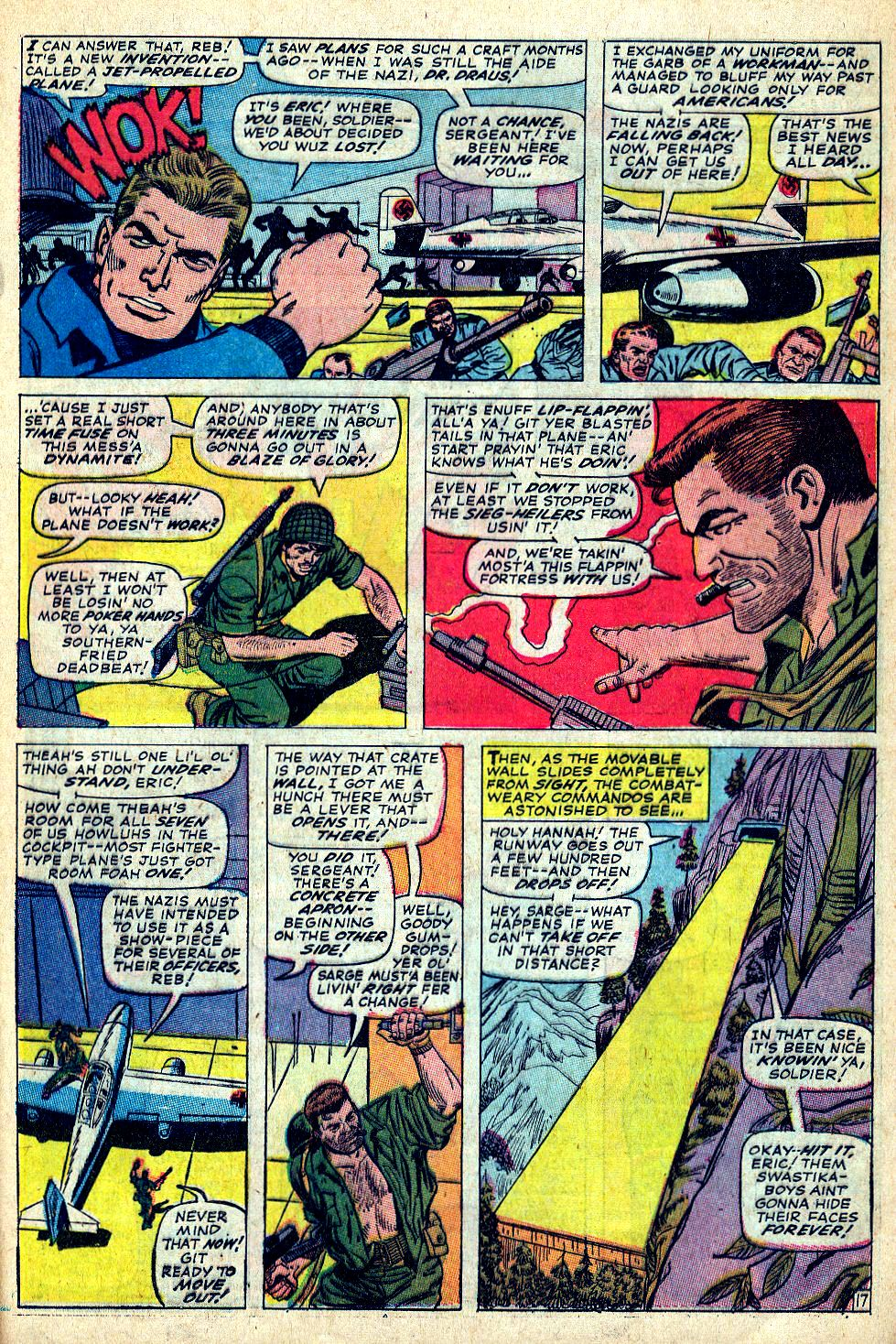 Read online Sgt. Fury comic -  Issue #39 - 25