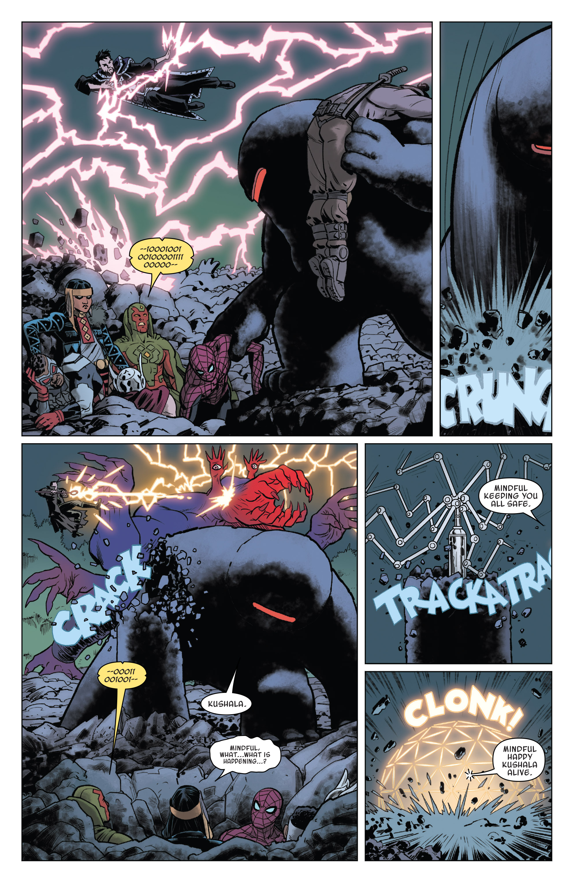 Read online Doctor Strange and the Sorcerers Supreme comic -  Issue #8 - 6