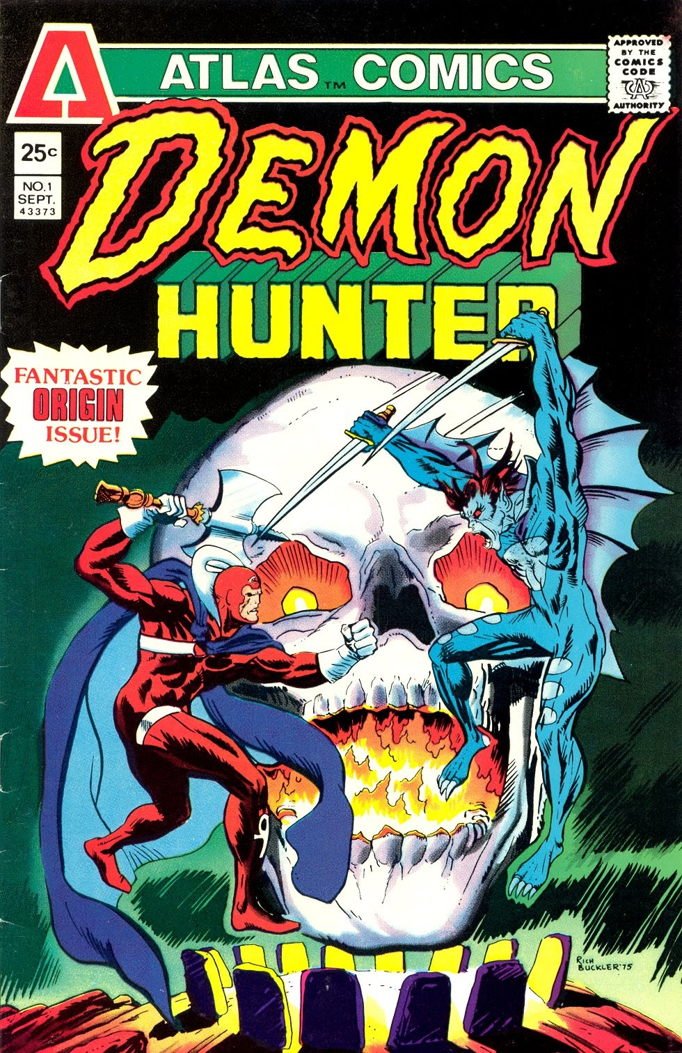 Demon-Hunter issue Full - Page 1