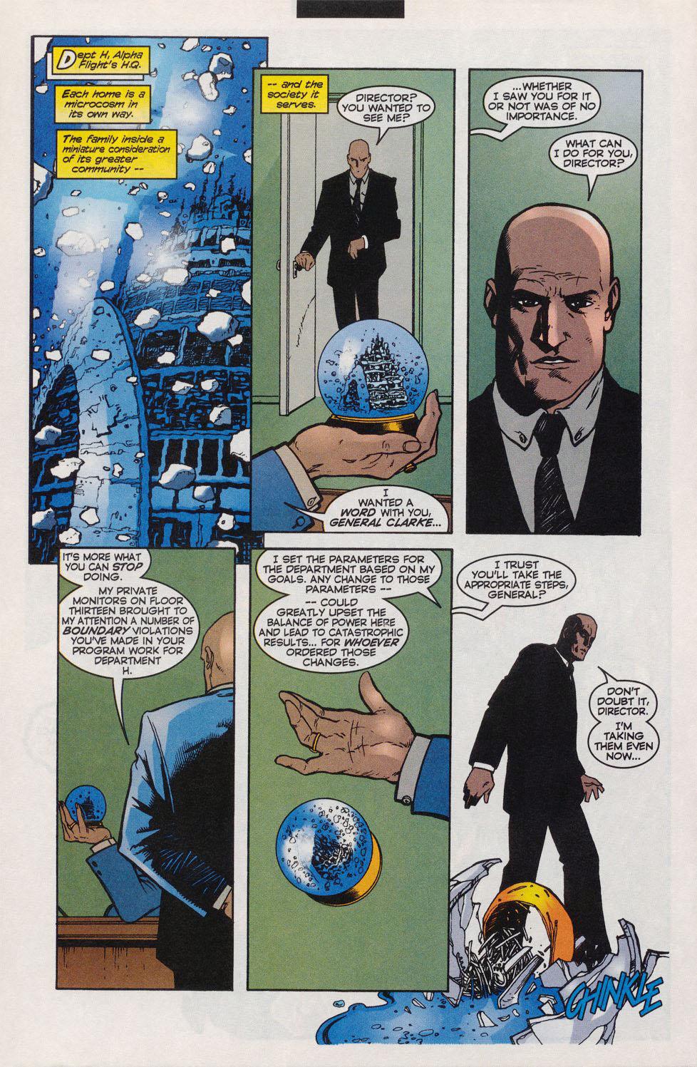 Read online Alpha Flight (1997) comic -  Issue #11 - 8