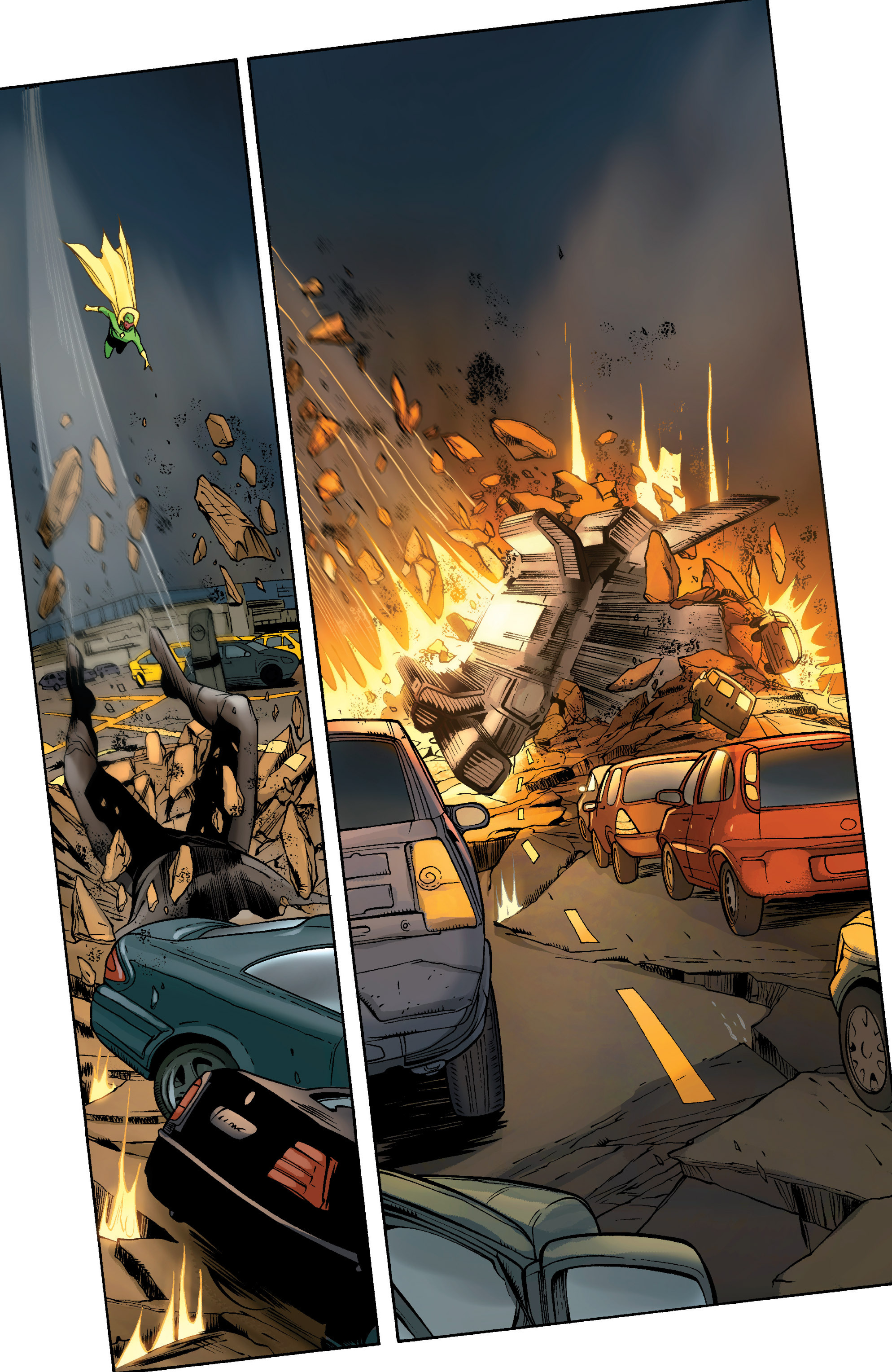 Read online Avengers (2010) comic -  Issue #21 - 19