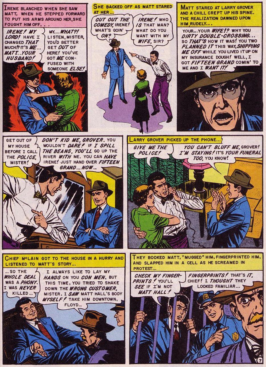 Read online Shock SuspenStories comic -  Issue #18 - 14