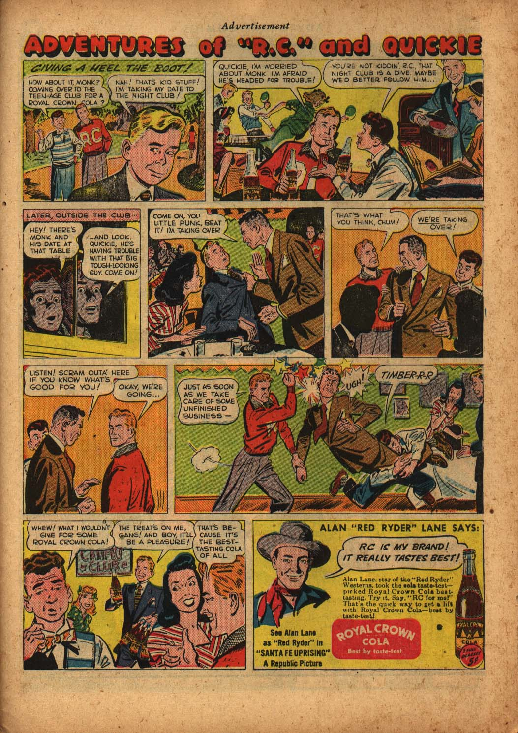Read online Adventure Comics (1938) comic -  Issue #109 - 41