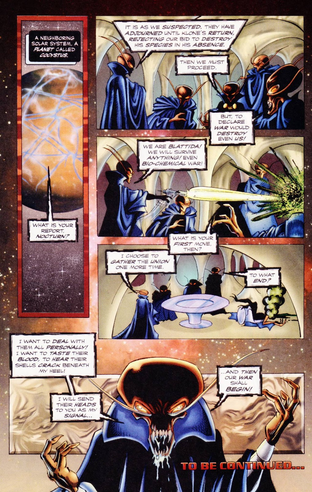 Read online The Alliance comic -  Issue #3 - 24
