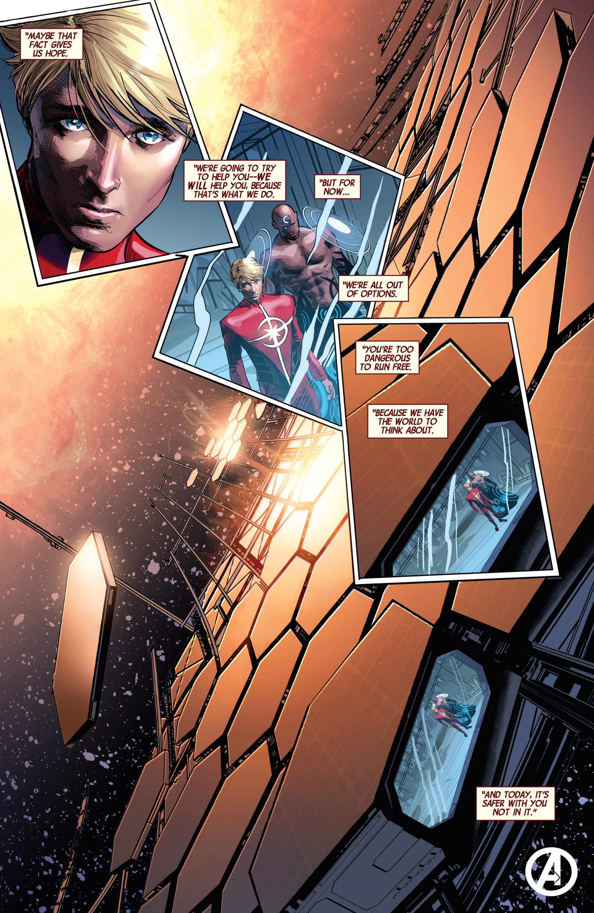 Read online Avengers (2013) comic -  Issue #9 - 24