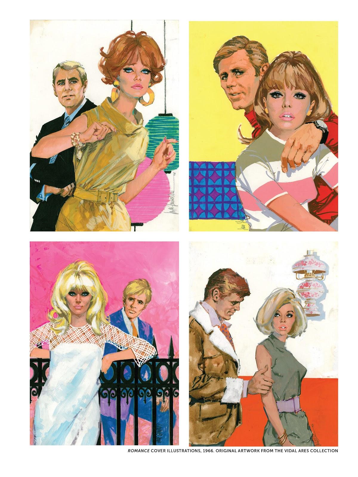 Read online The Art of Jose Gonzalez comic -  Issue # TPB (Part 2) - 99