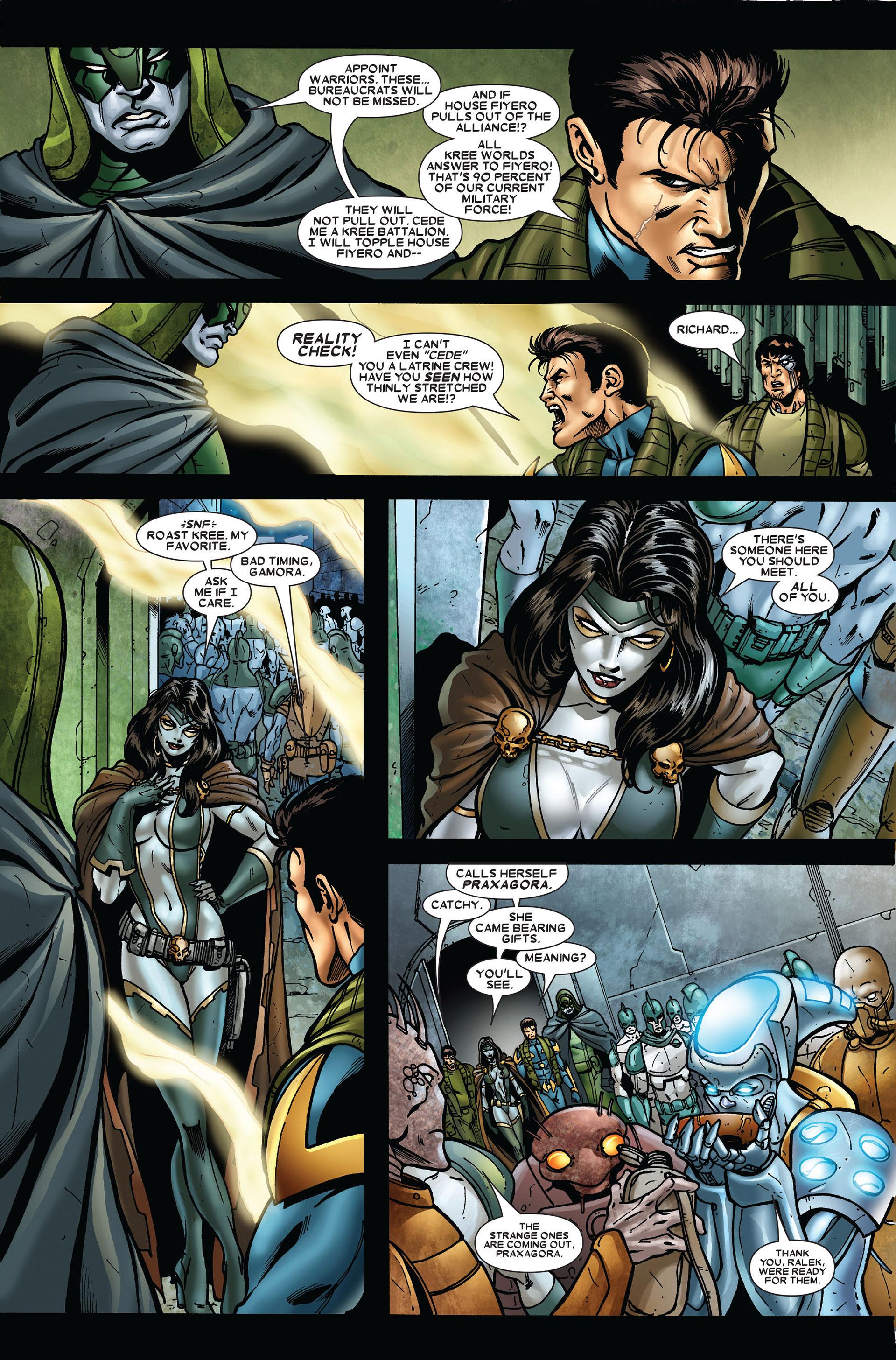 Read online Annihilation comic -  Issue #2 - 13