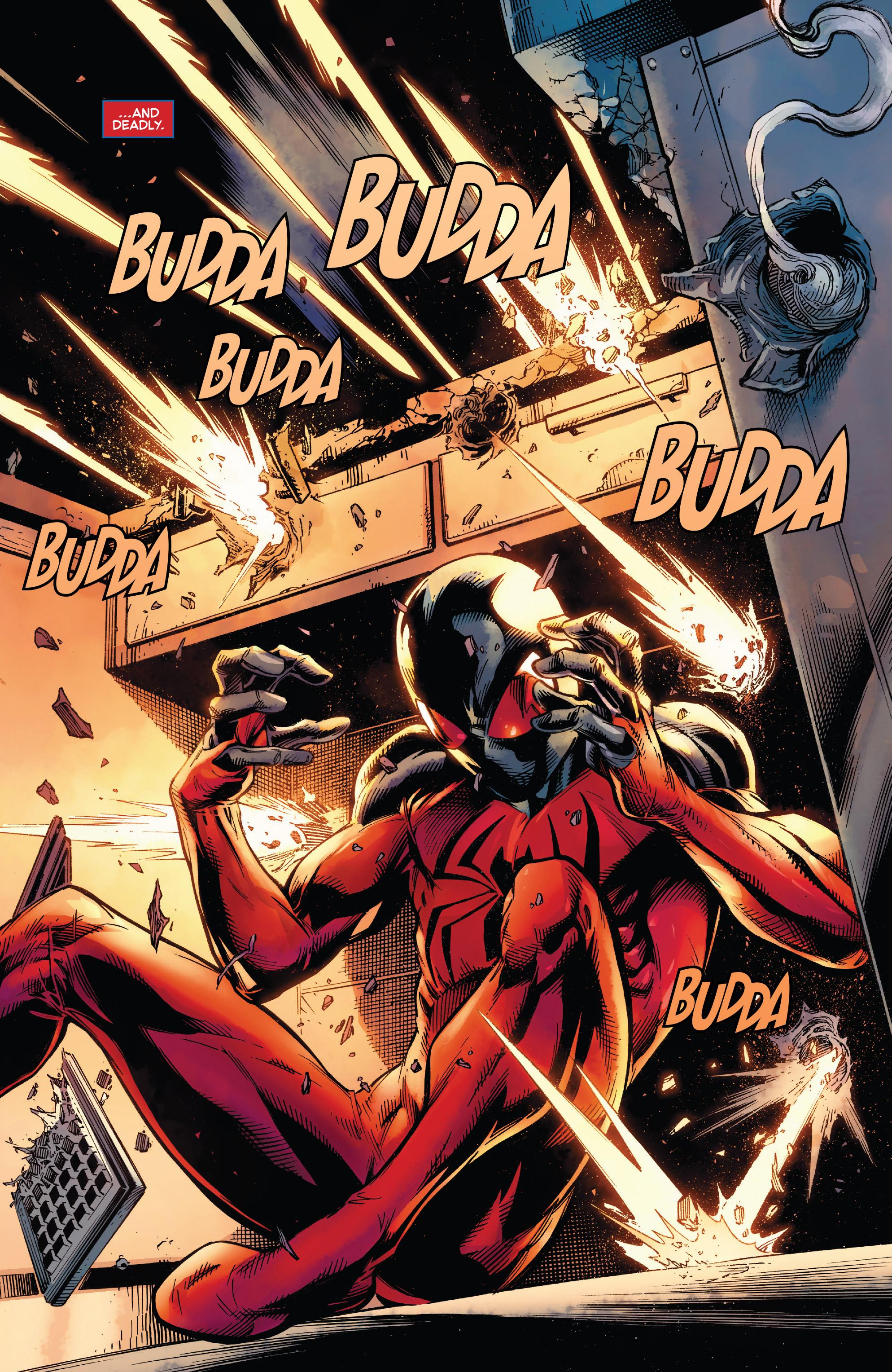 Read online Ben Reilly: Scarlet Spider comic -  Issue #3 - 4