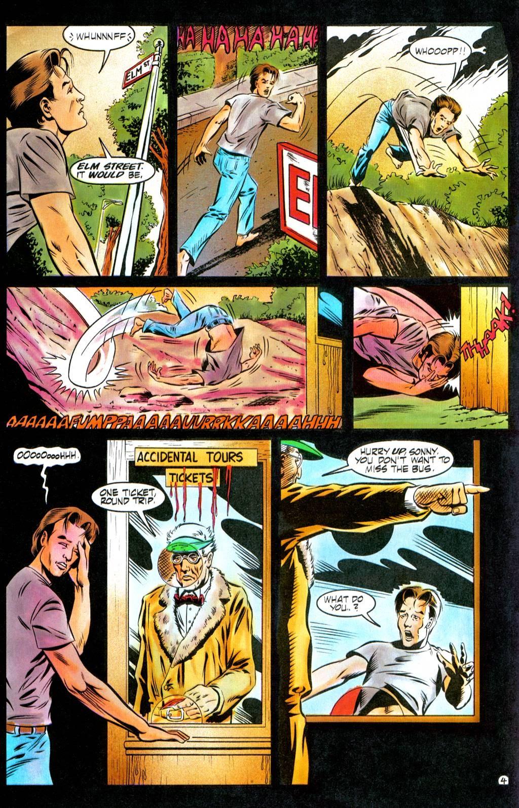 Read online Freddy's Dead: The Final Nightmare comic -  Issue #1 - 6