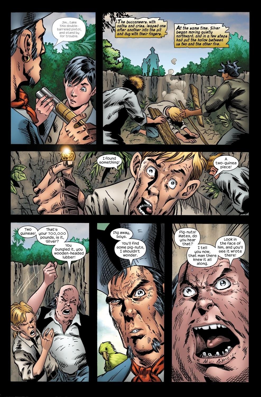Read online Treasure Island comic -  Issue #6 - 9