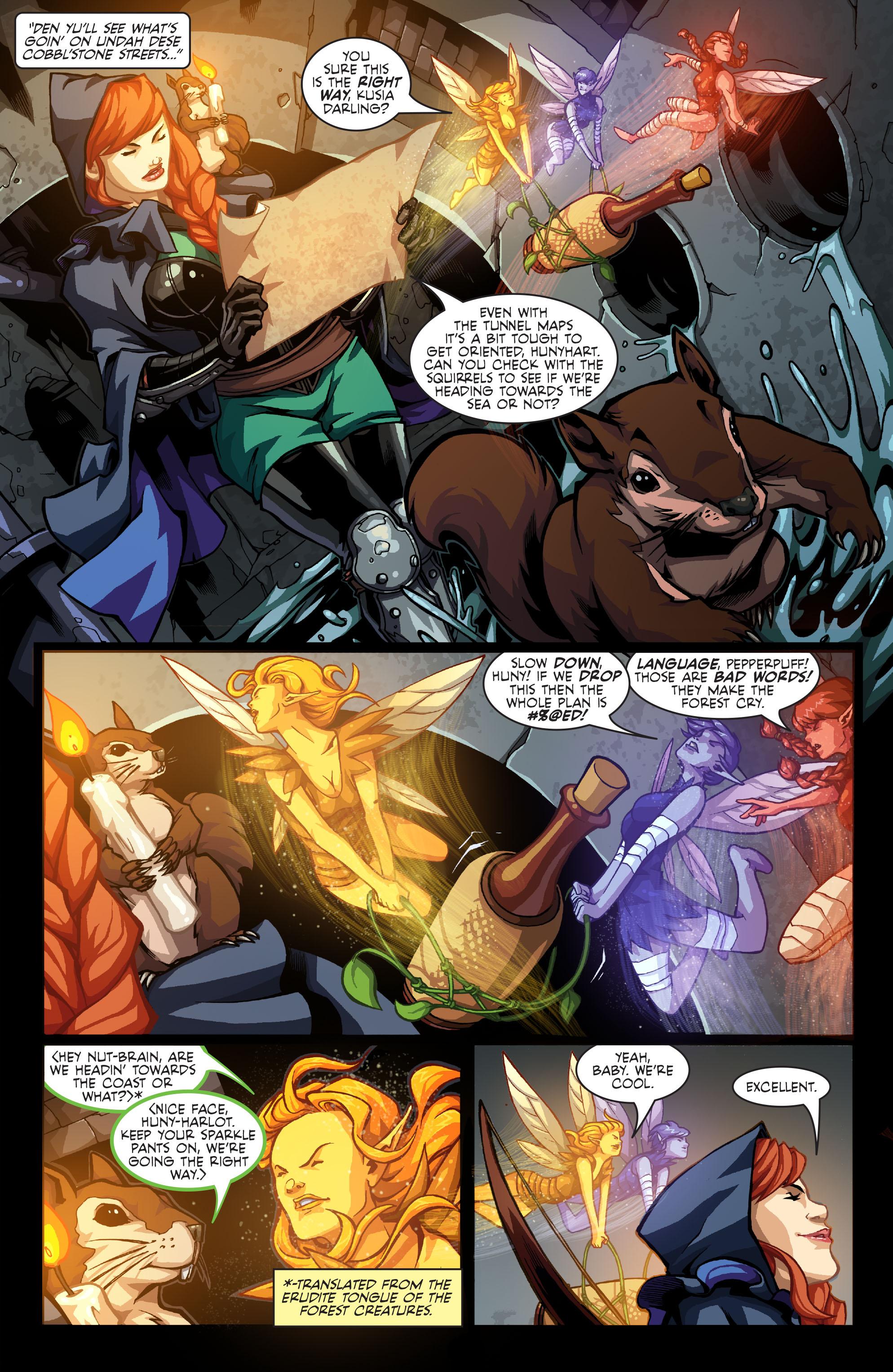 Read online Skullkickers comic -  Issue #9 - 7