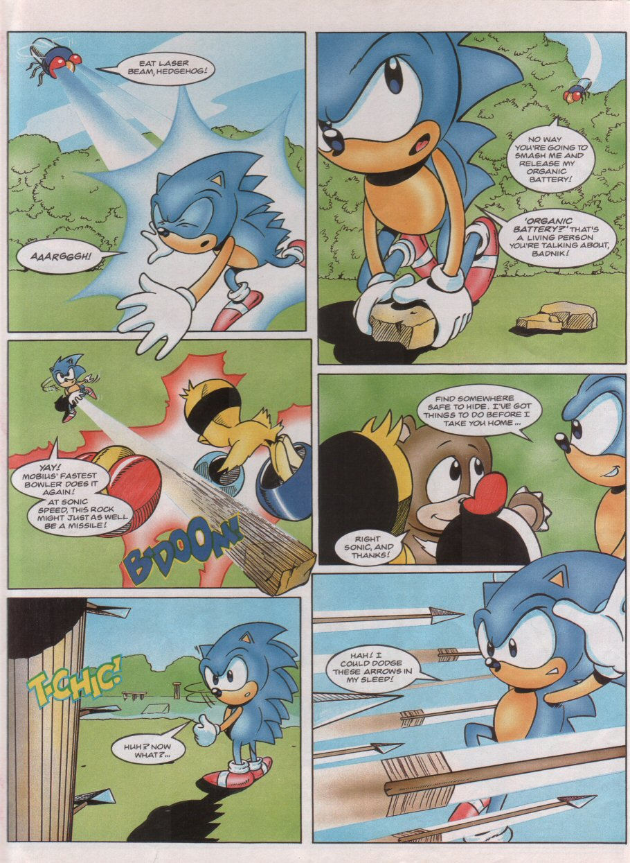 Read online Sonic the Comic comic -  Issue #29 - 6