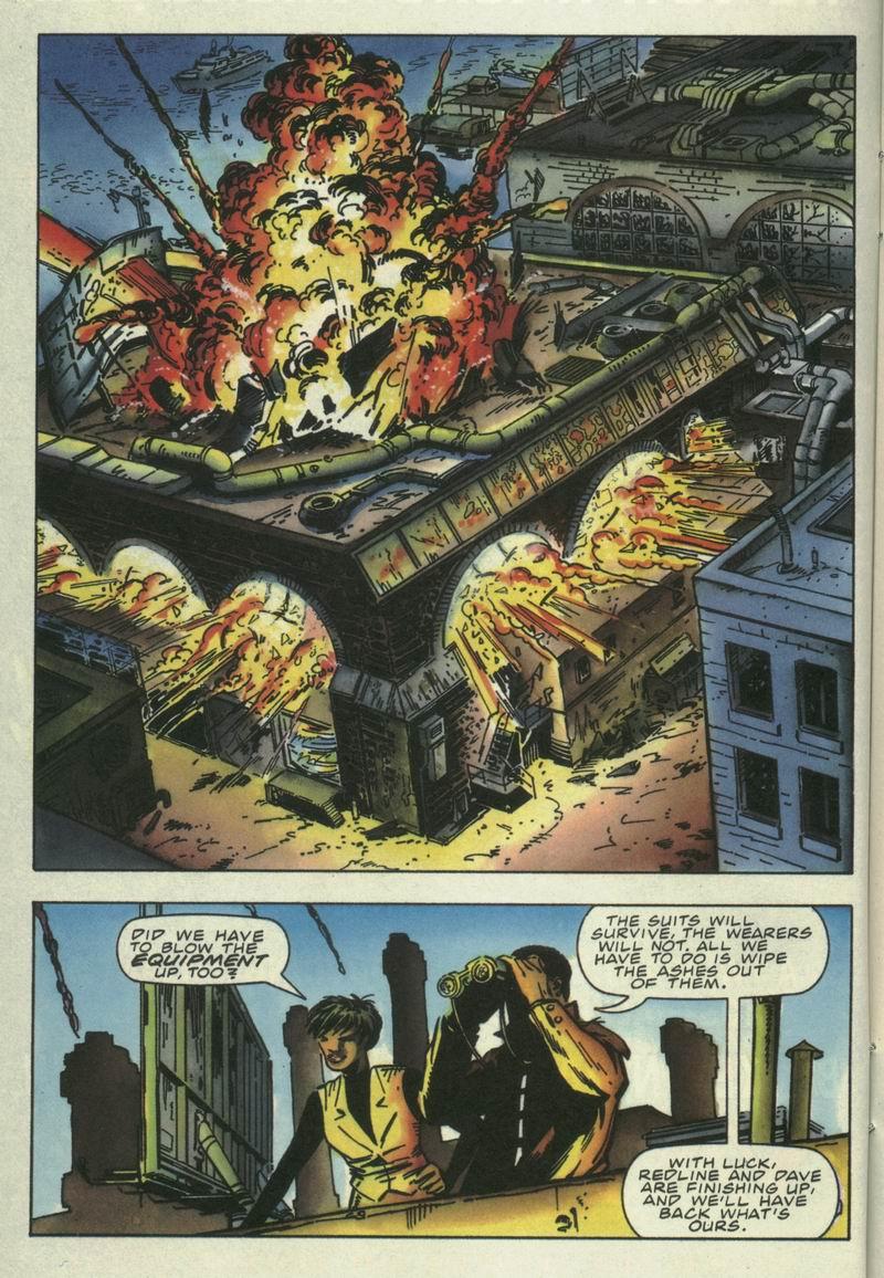 Read online Secret Weapons comic -  Issue #15 - 9