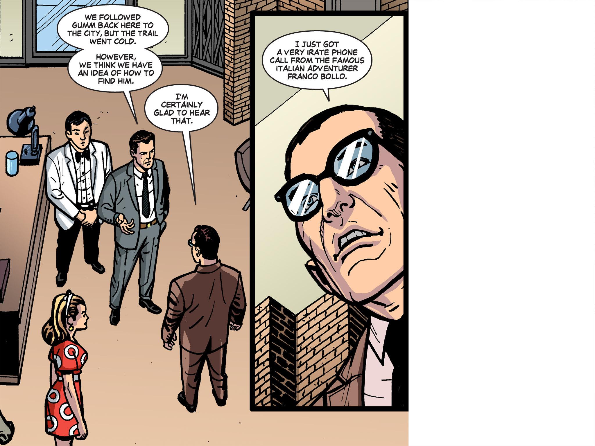 Read online Batman '66 Meets the Green Hornet [II] comic -  Issue #4 - 52