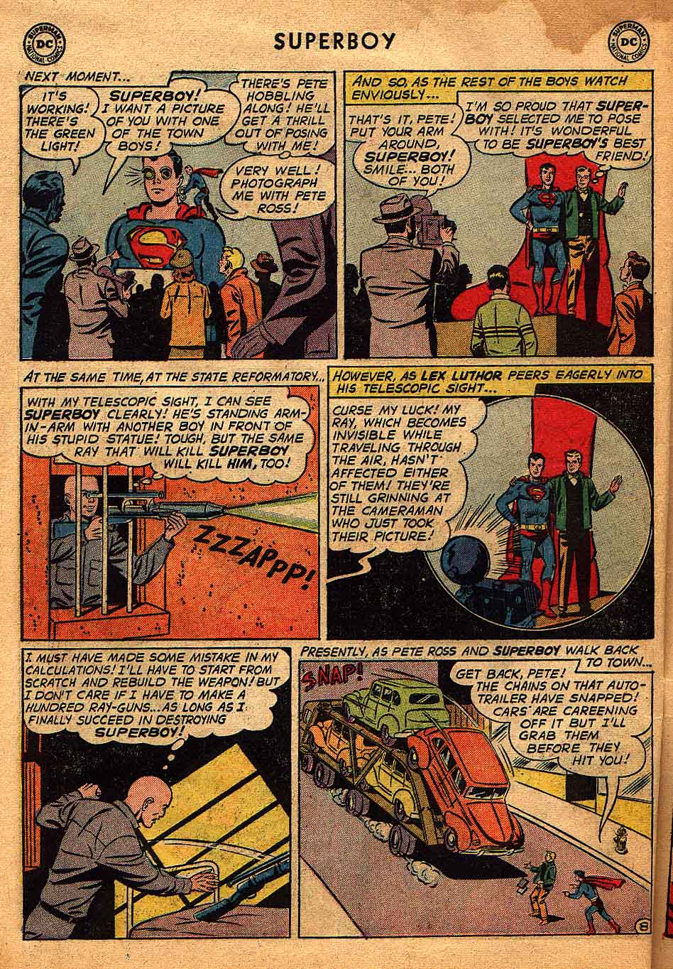 Superboy (1949) issue 96 - Page 9