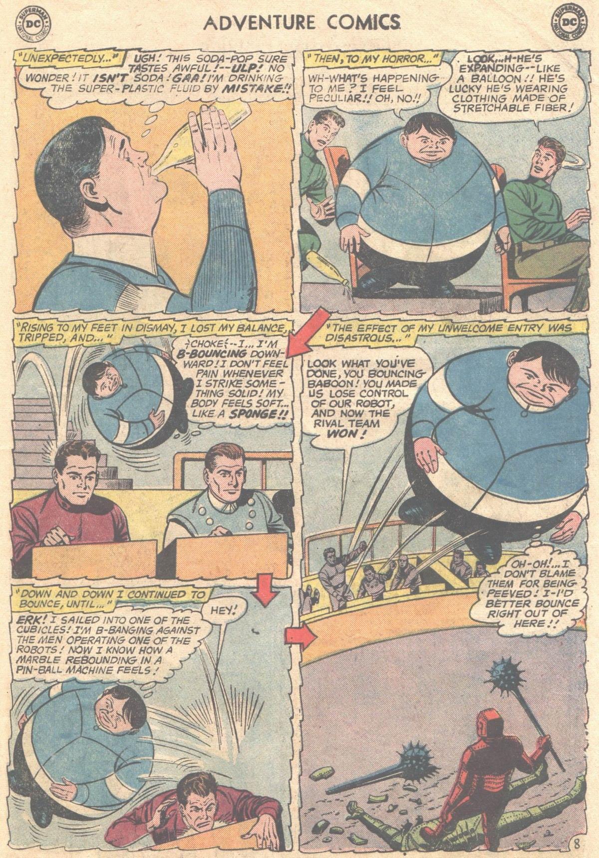 Read online Adventure Comics (1938) comic -  Issue #498 - 19