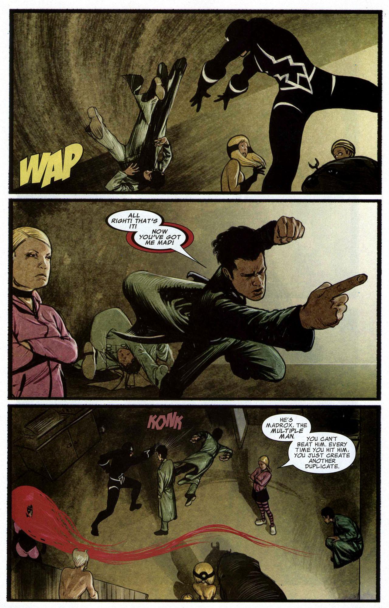 Read online Silent War comic -  Issue #3 - 11