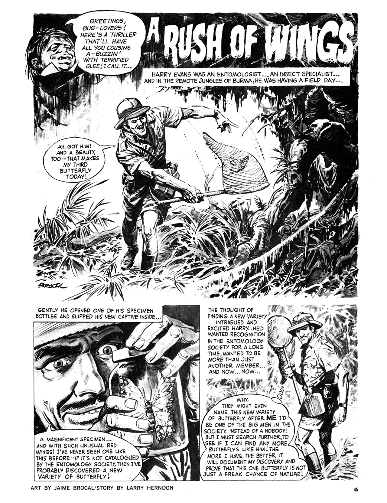Read online Eerie Archives comic -  Issue # TPB 8 - 46