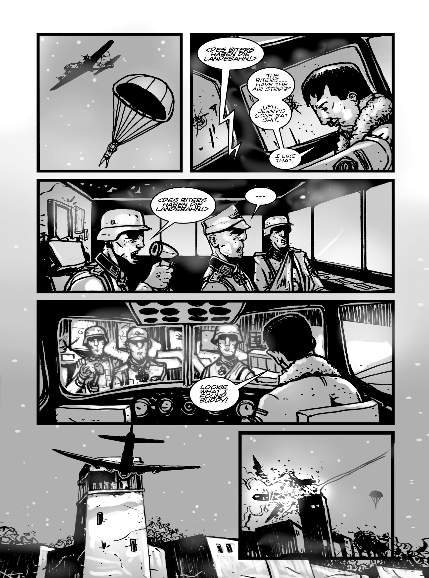 Read online FUBAR comic -  Issue #1 - 161
