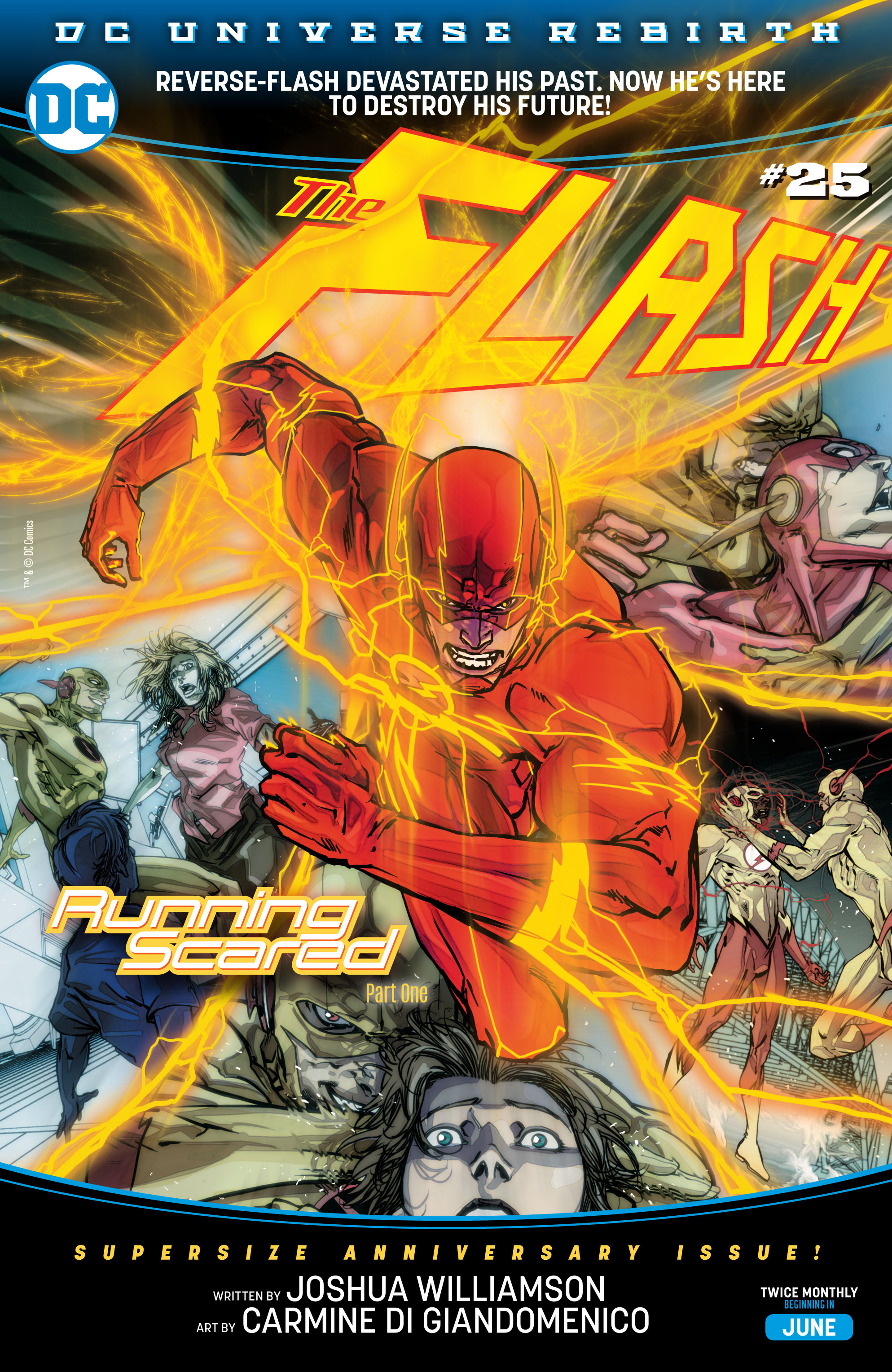 Read online Green Arrow (2016) comic -  Issue #23 - 2