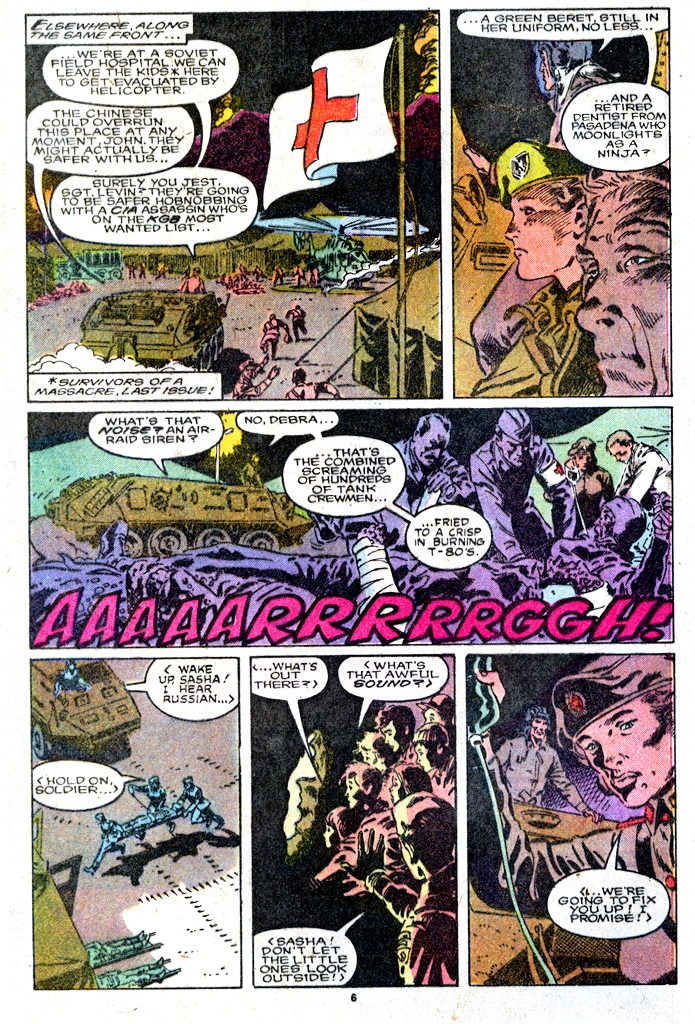 Read online Nth Man the Ultimate Ninja comic -  Issue #4 - 6