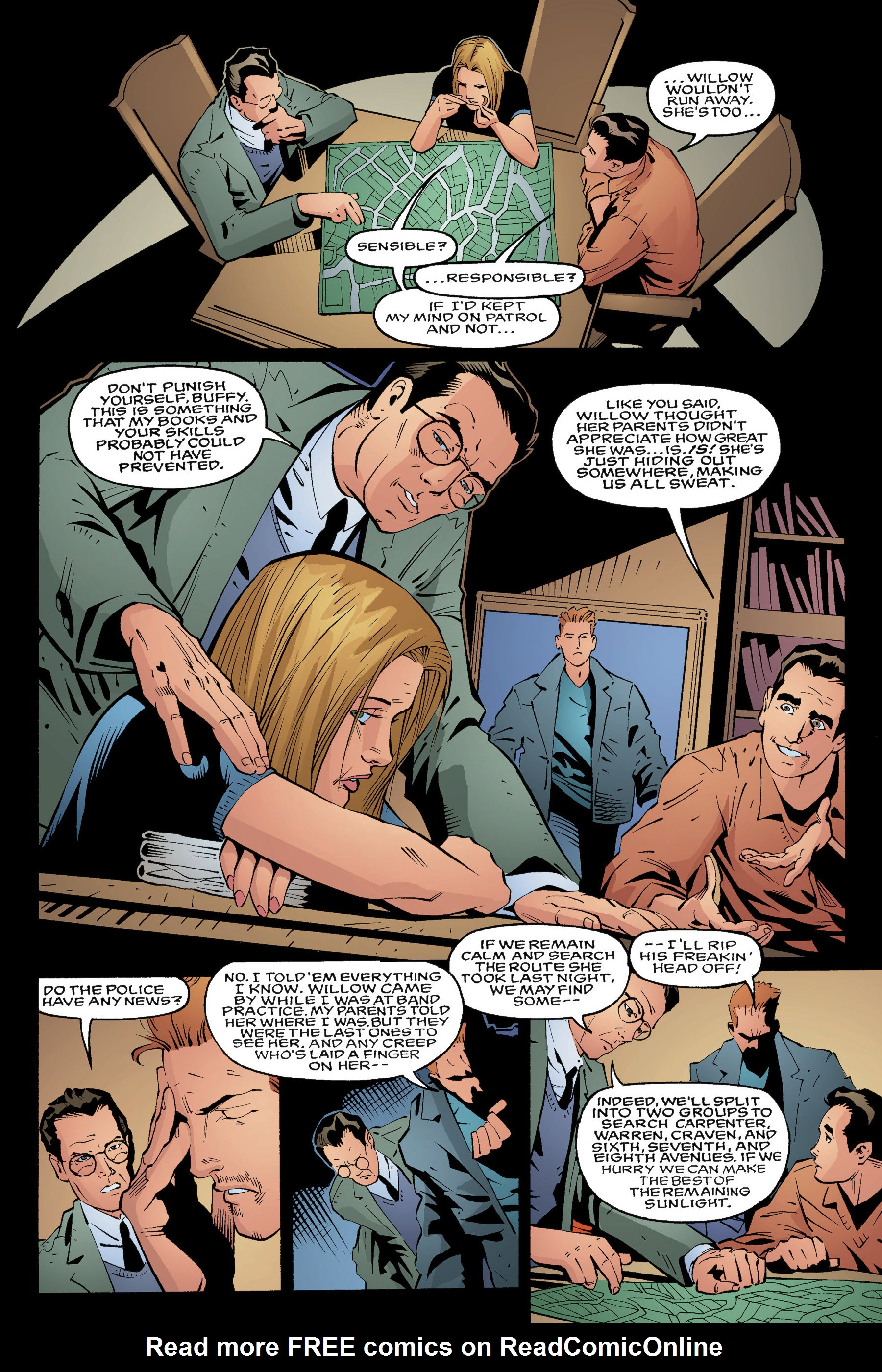 Read online Buffy the Vampire Slayer: Omnibus comic -  Issue # TPB 3 - 39