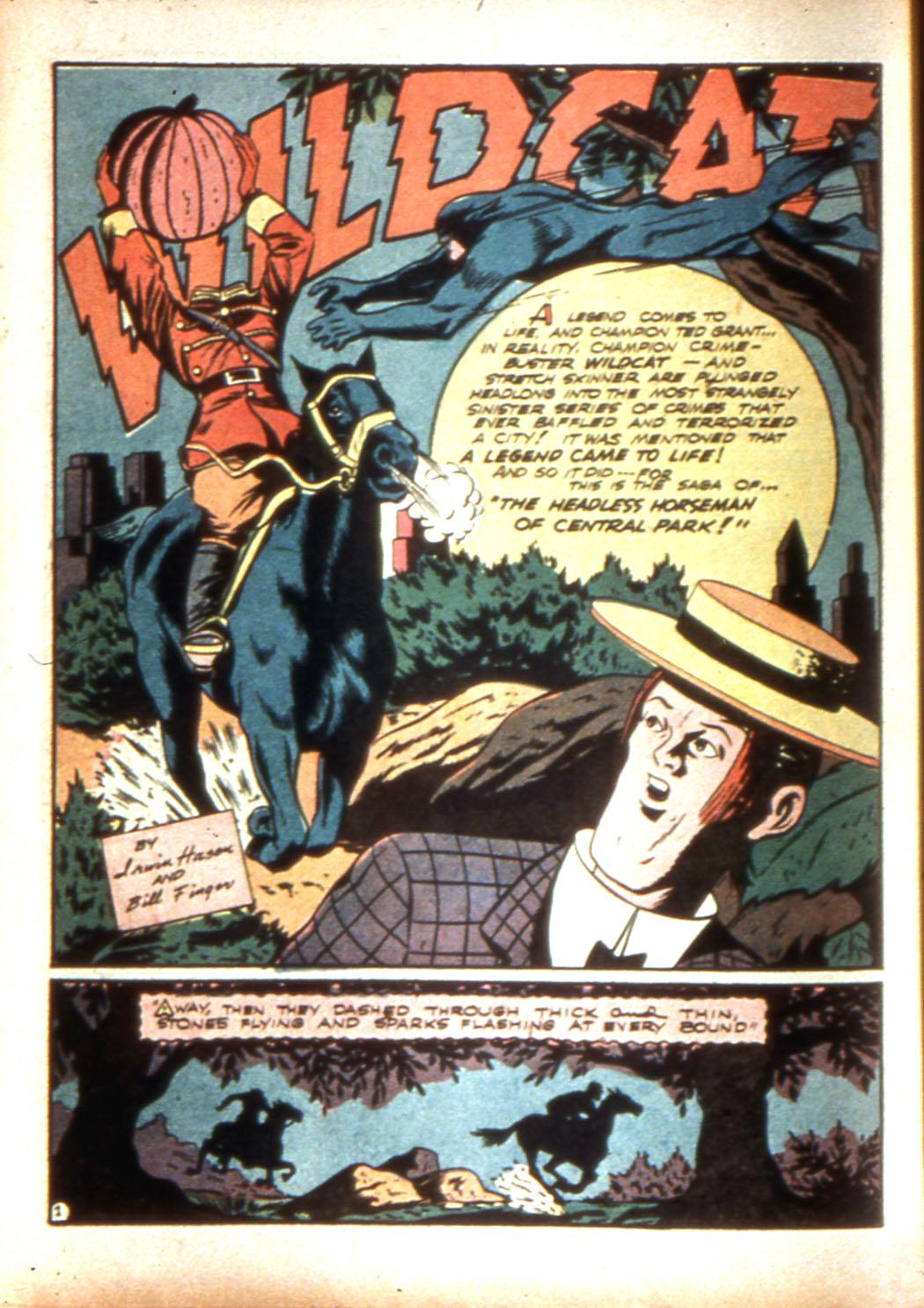 Read online Sensation (Mystery) Comics comic -  Issue #16 - 56