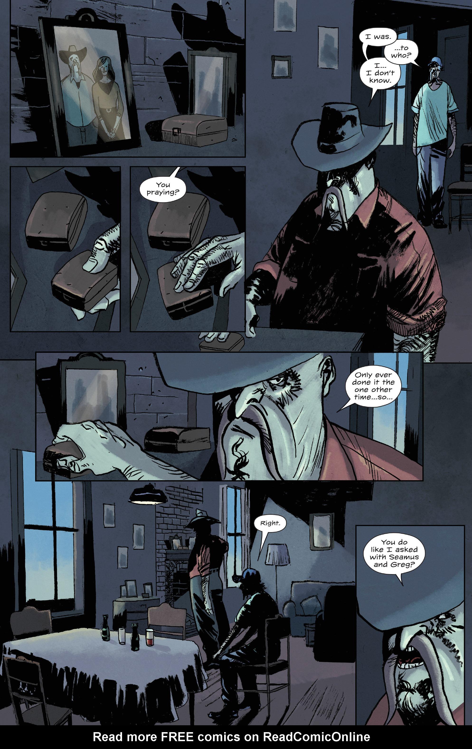 Read online Redneck comic -  Issue #2 - 6