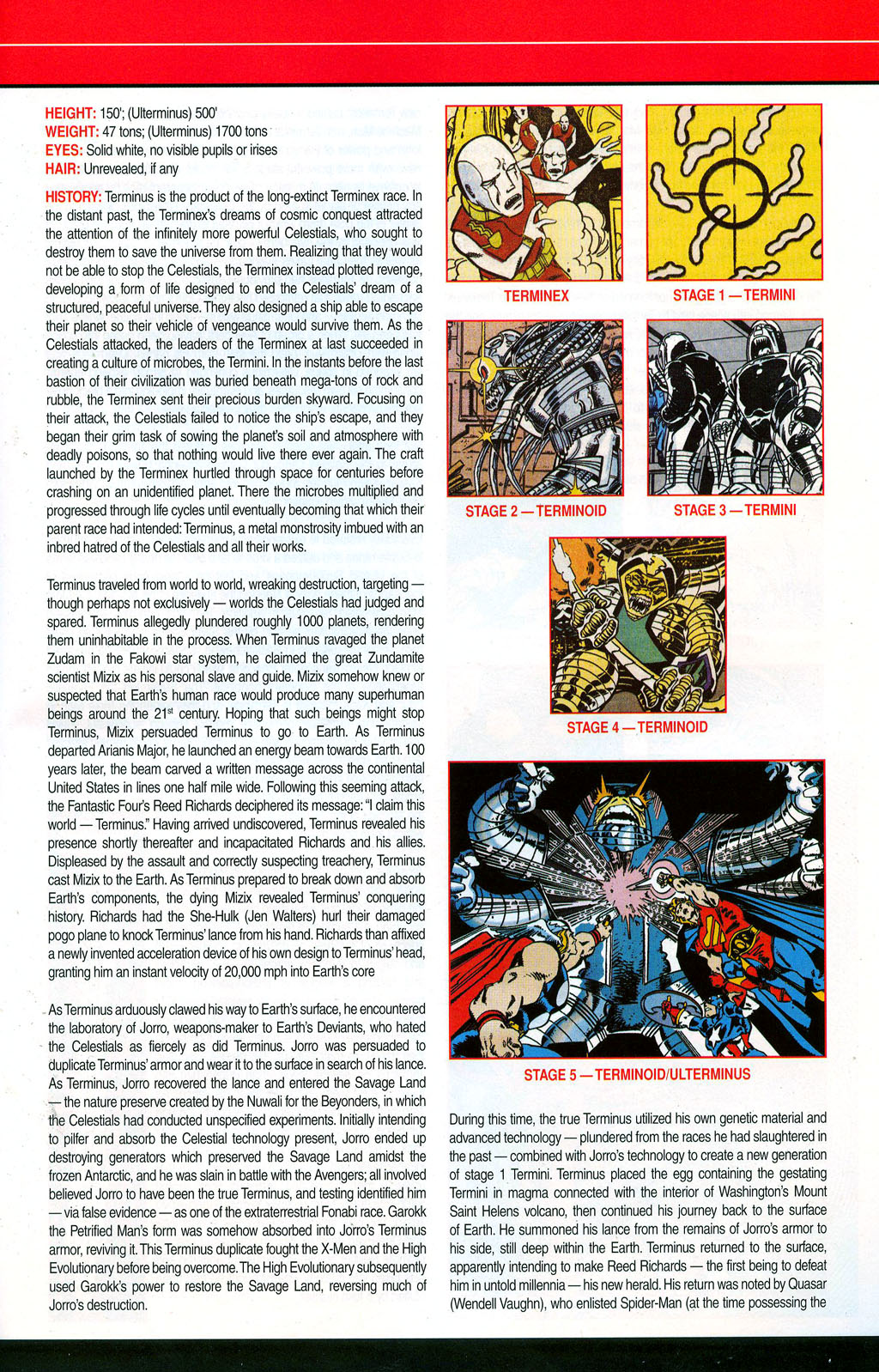 Read online All-New Official Handbook of the Marvel Universe A to Z: Update comic -  Issue #3 - 61